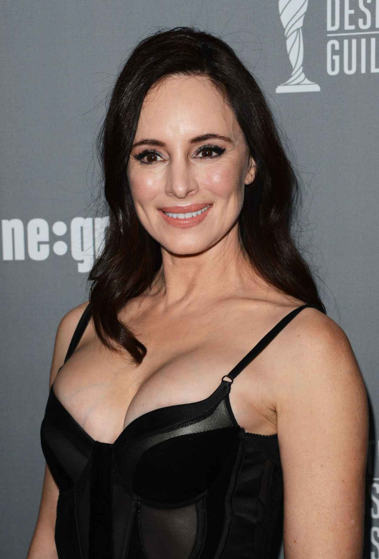 Madeleine Stowe - 15th Annual Costume Designers Guild Awards in Los Angeles-1