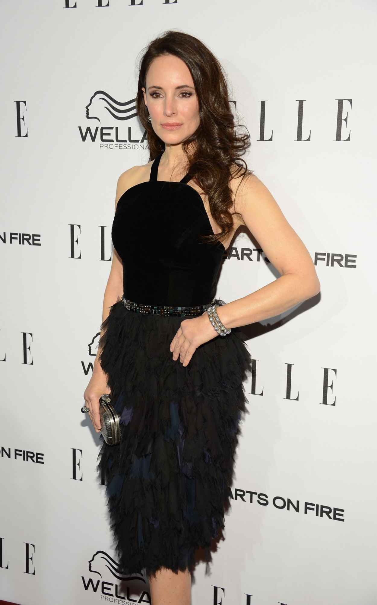 Madeleine Stowe - 2015 Elle-s Women In Television Celebration-1
