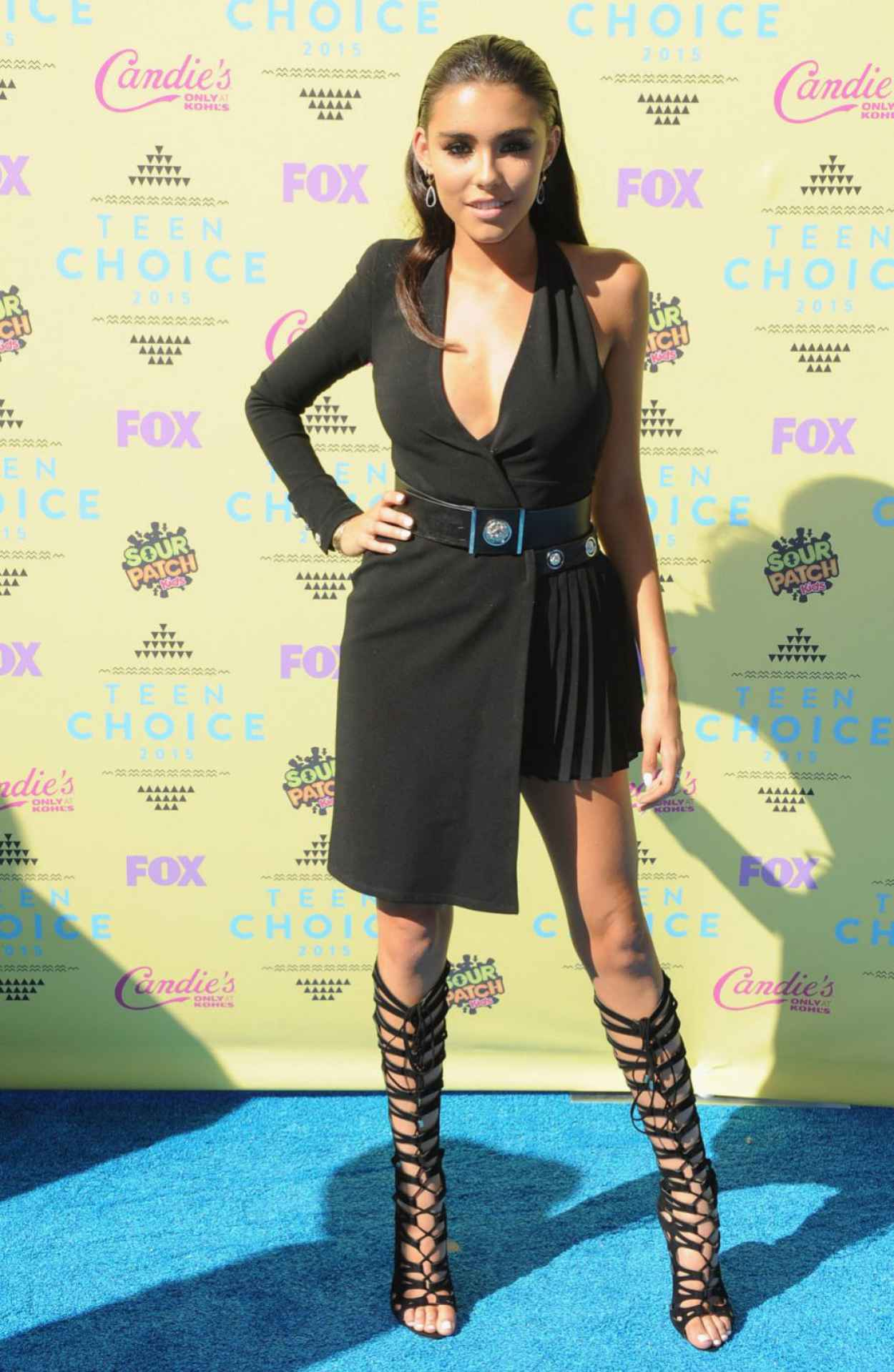 Madison Beer - 2015 Teen Choice Awards in Los Angeles-2