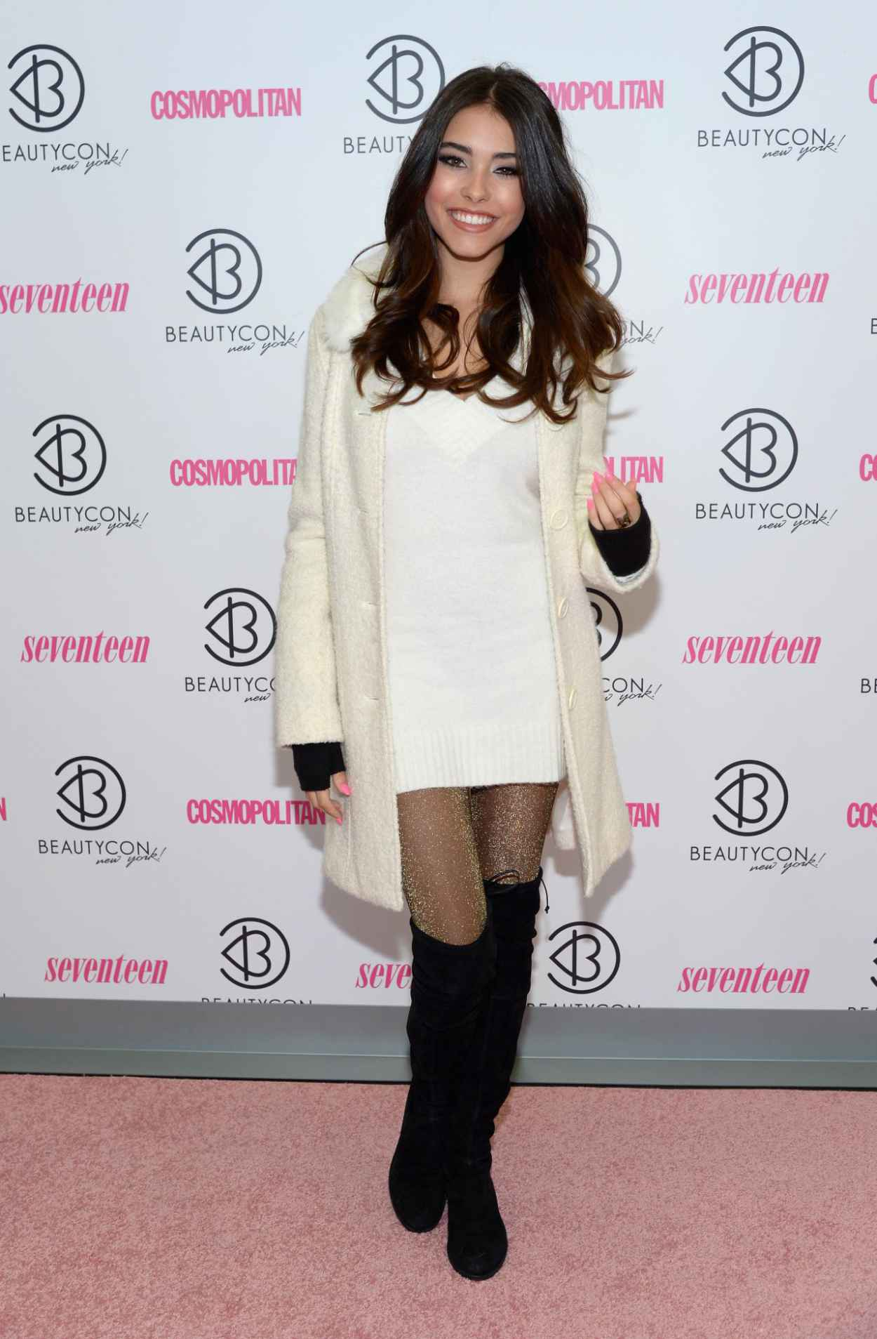 Madison Beer - 2nd Annual BeautyCon New York City Festival-4