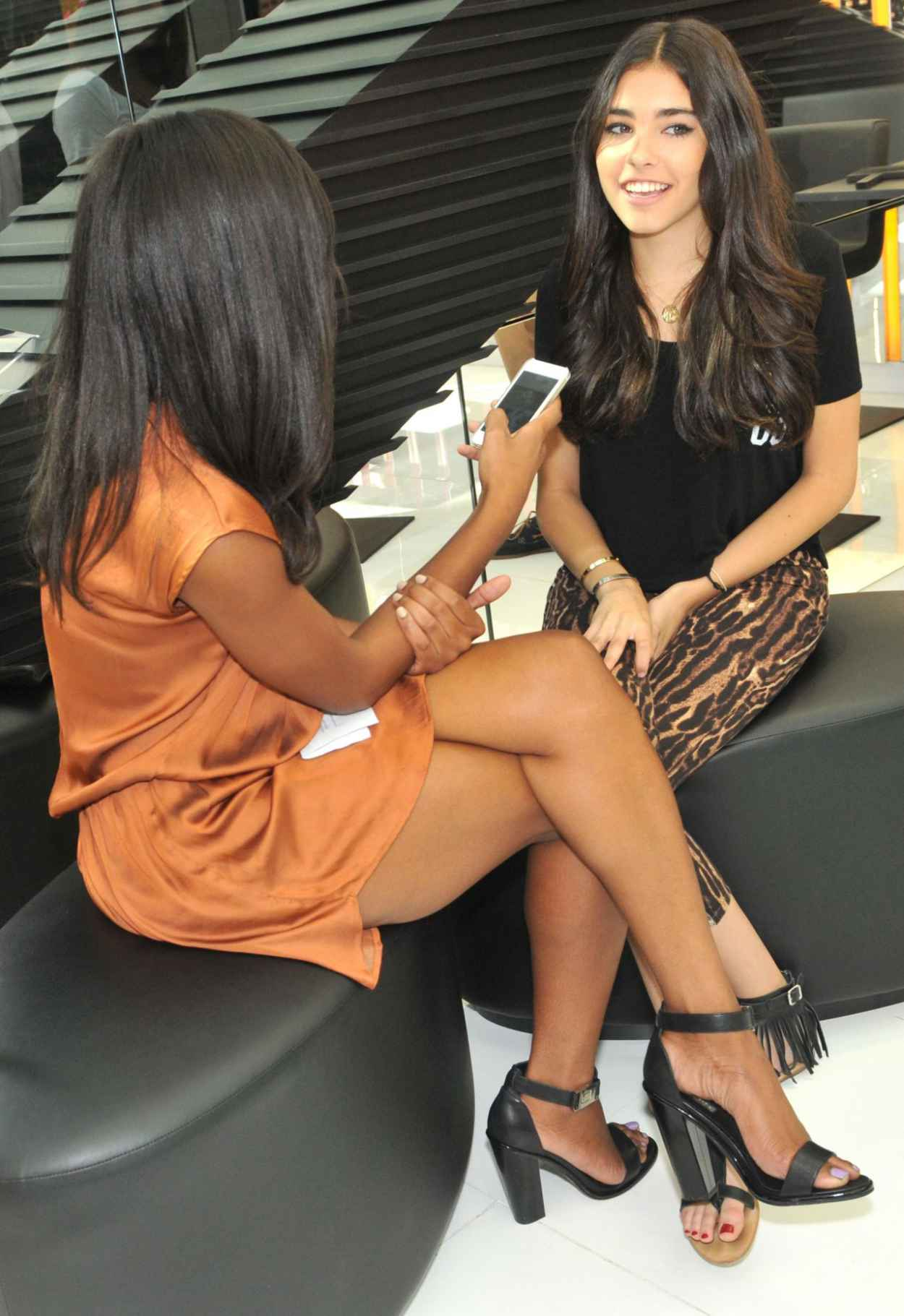 Madison Beer at MAC Cosmetics Store Opening in Orlando-2