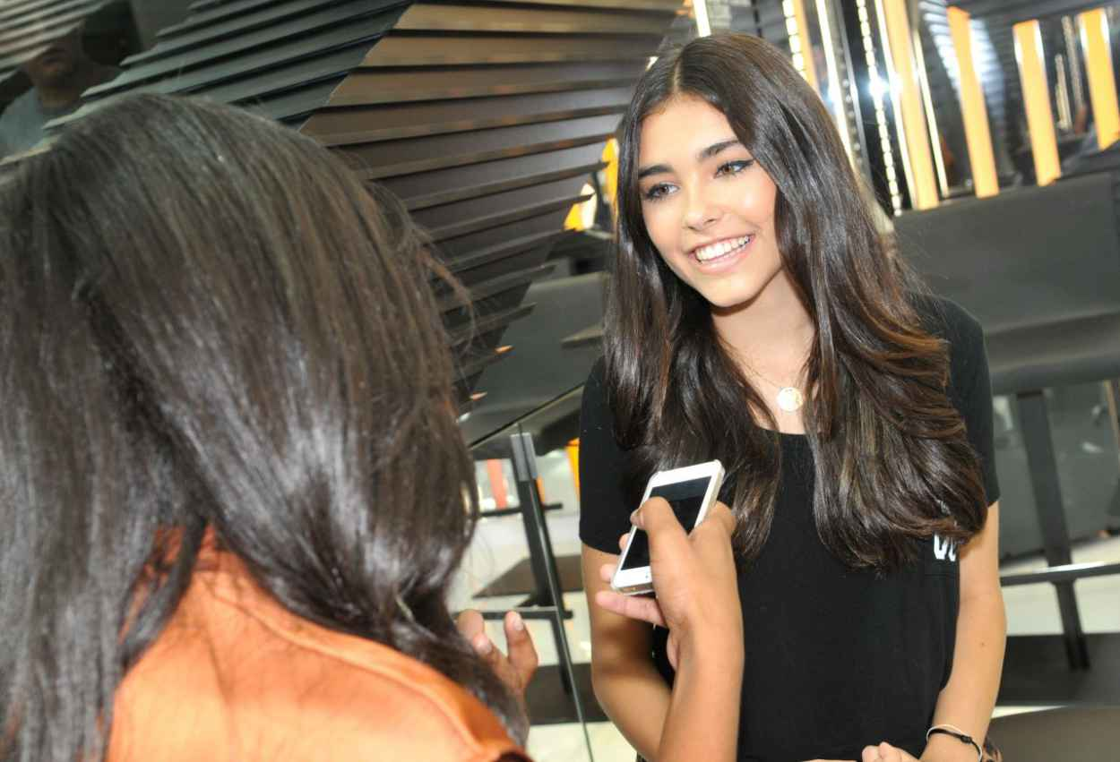 Madison Beer at MAC Cosmetics Store Opening in Orlando-3