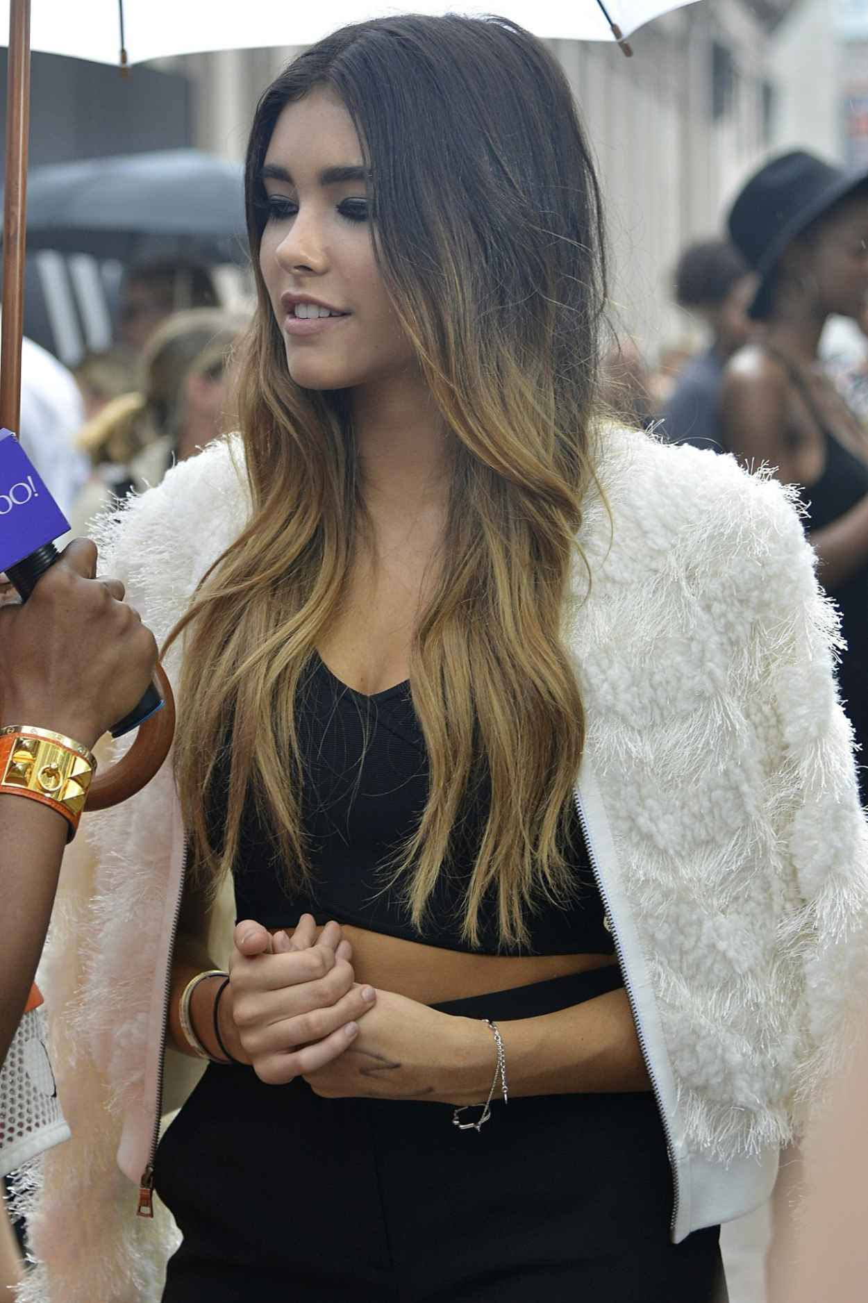 Madison Beer - Out and About in NYC, September 2015-2