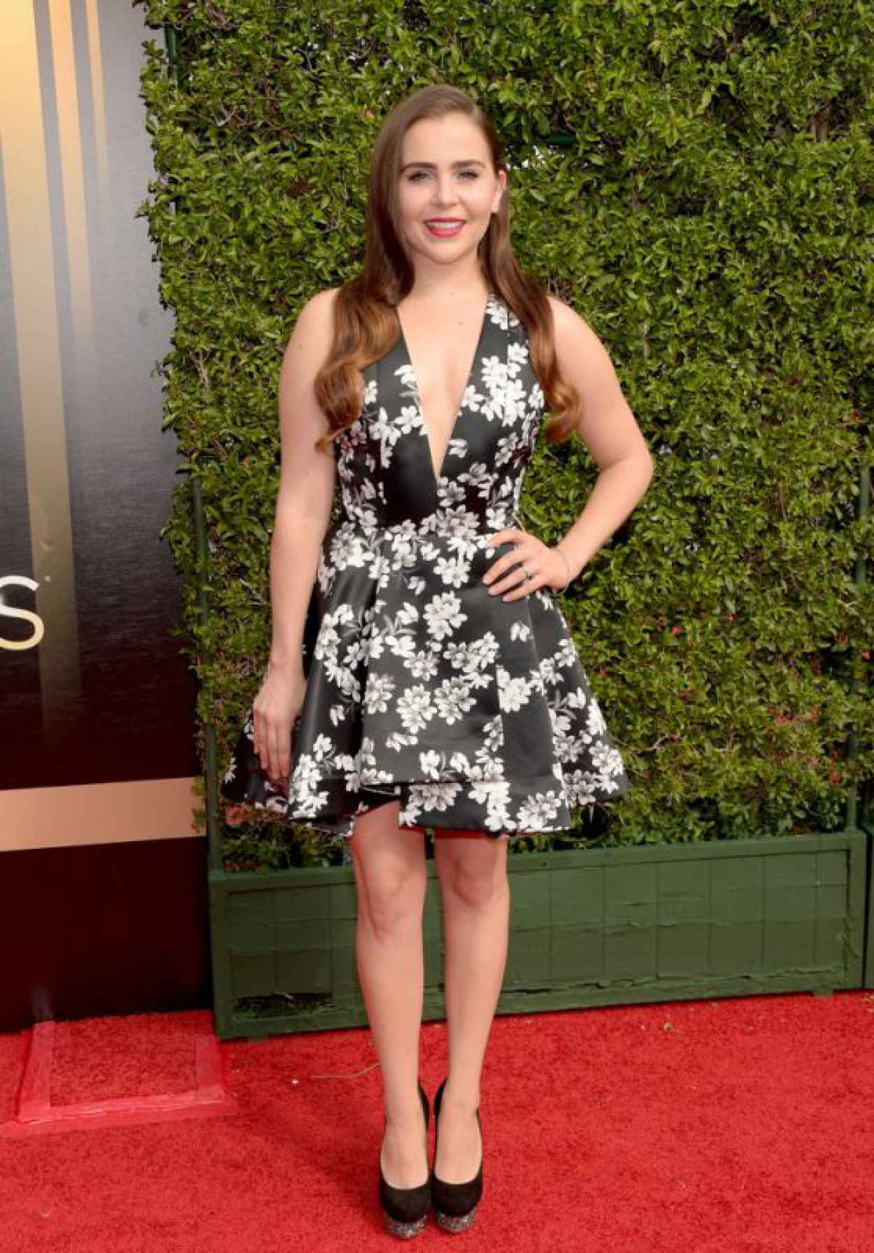 Mae Whitman - 2015 Creative Arts Emmy Awards in Los Angeles-1