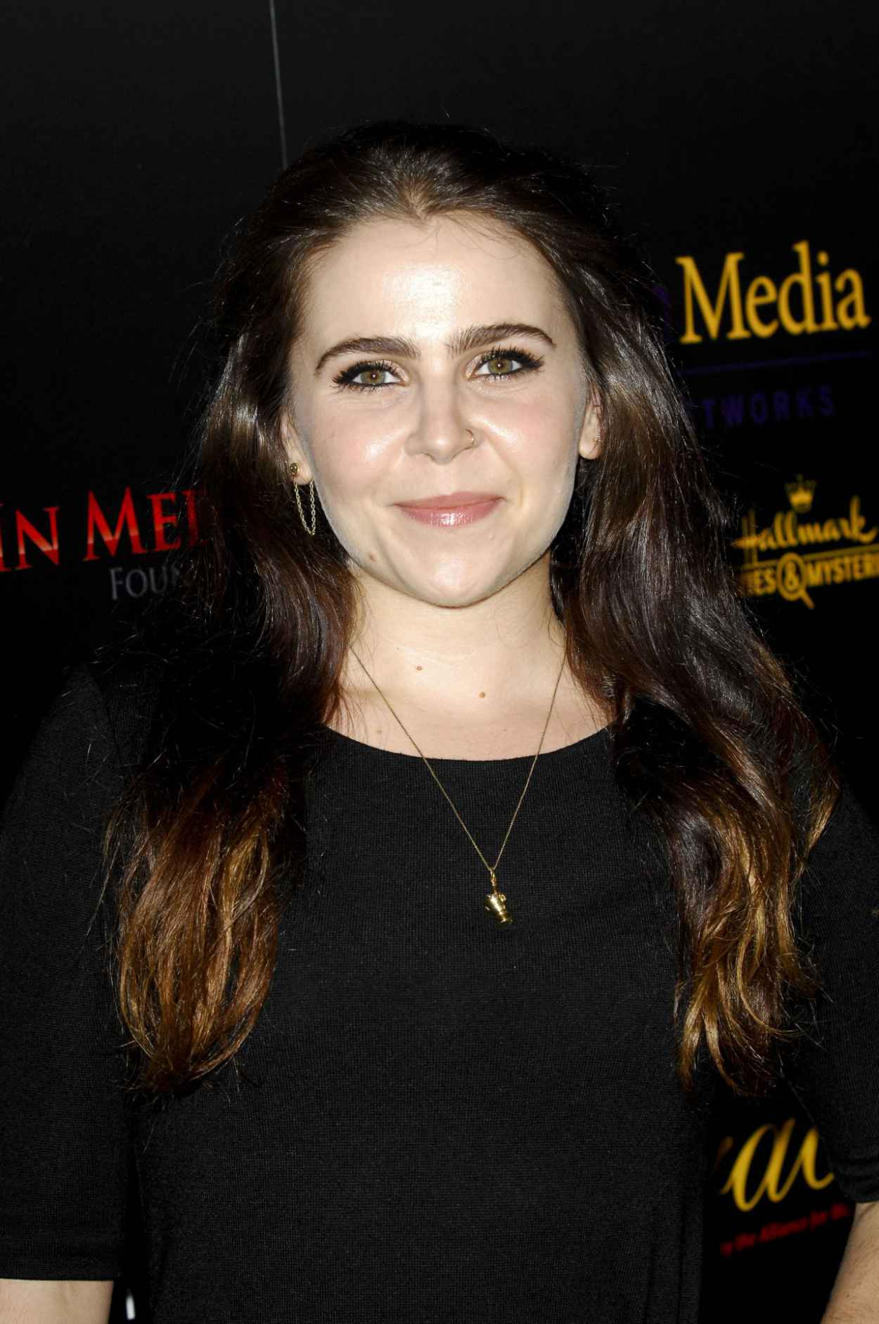 Mae Whitman - 2015 Gracies Awards in Beverly Hills-5