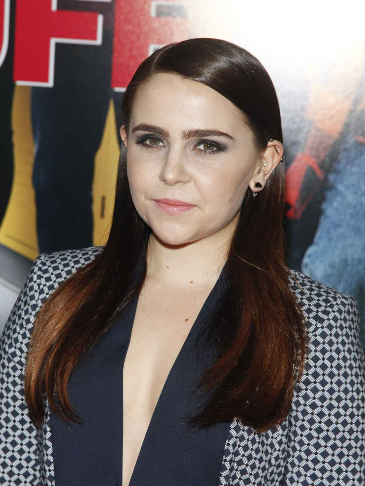 Mae Whitman - The Duff premiere in New York City-2