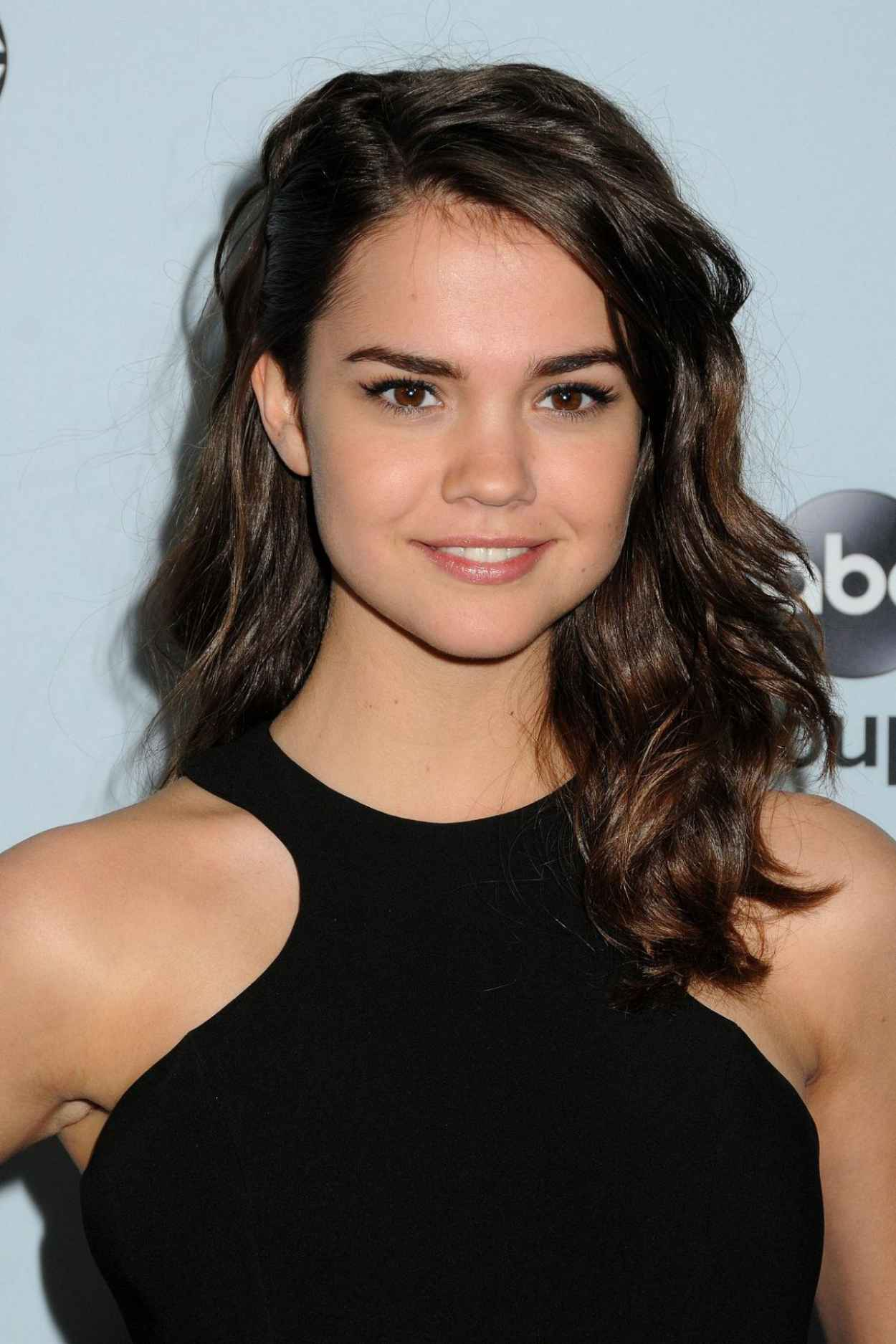 Maia Mitchell at Disney ABC Television Groups 2015 Winter TCA Party-1