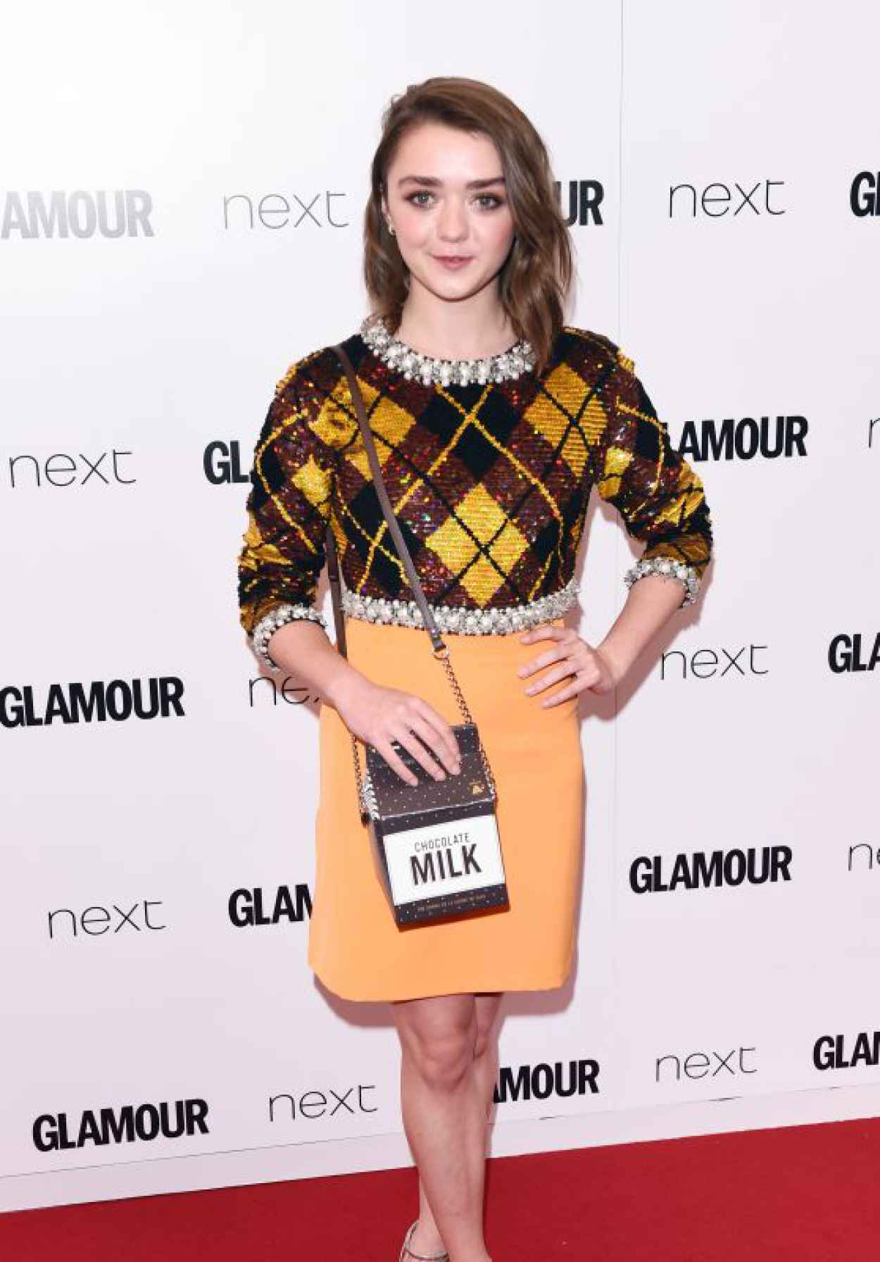 Maisie Williams - 2015 Glamour Women Of The Year Awards in London-1