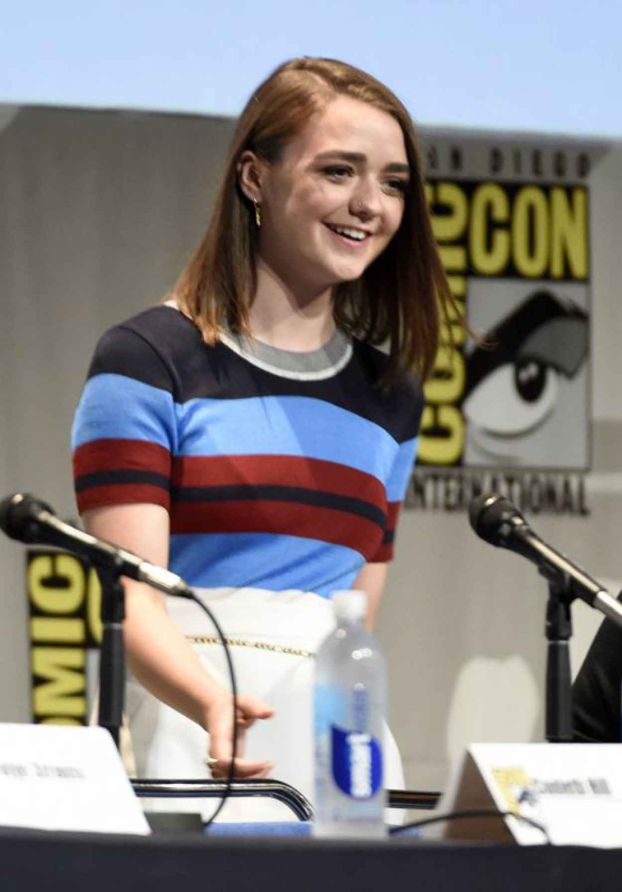 Maisie Williams - Game of Thrones Panel - 2015 Comic Con in San Diego-1