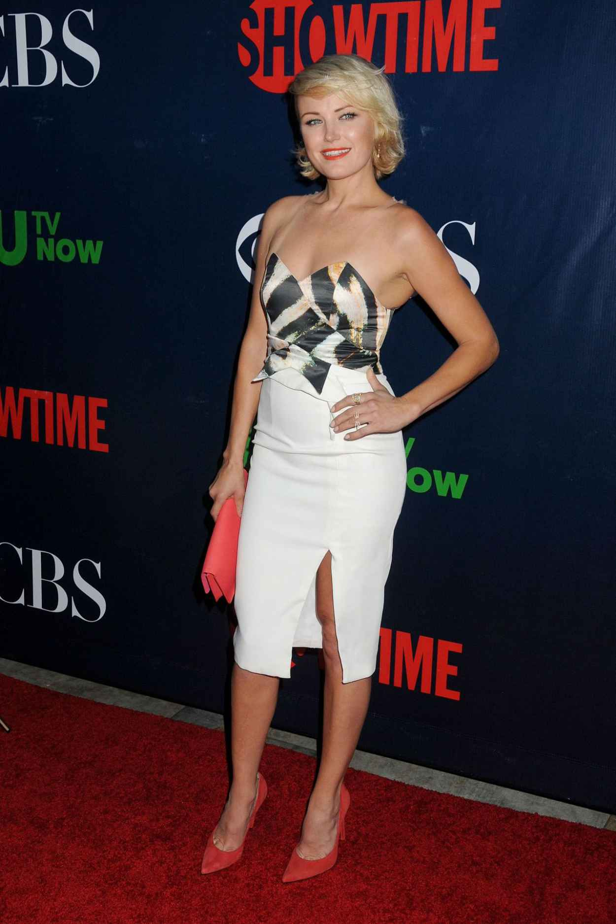 Malin Akerman - 2015 Showtime, CBS & The CWs TCA Summer Press Tour party in Los Angeles-5