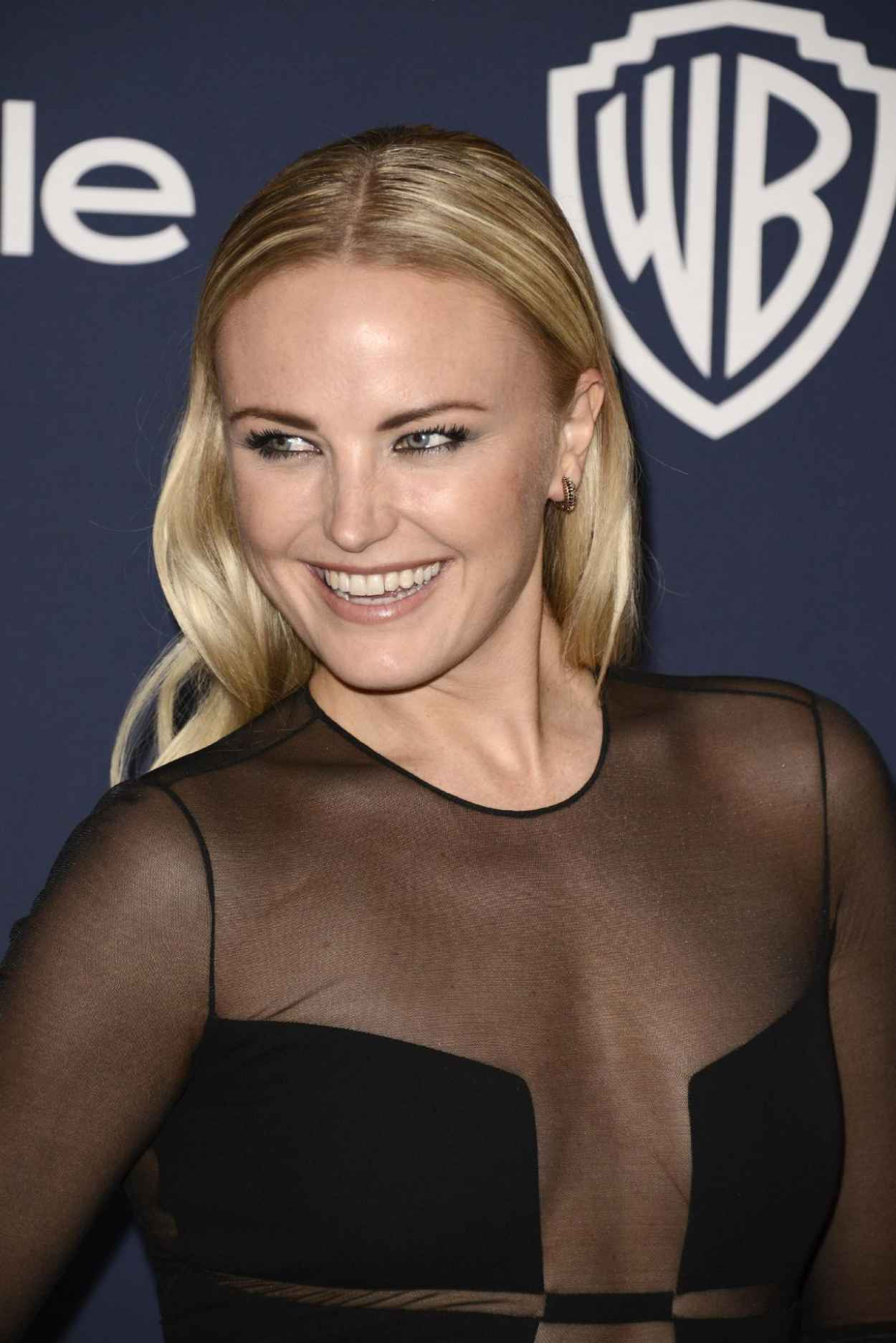 Malin Akerman - InStyle & Warner Bros - Golden Globes Party - January 2012-1