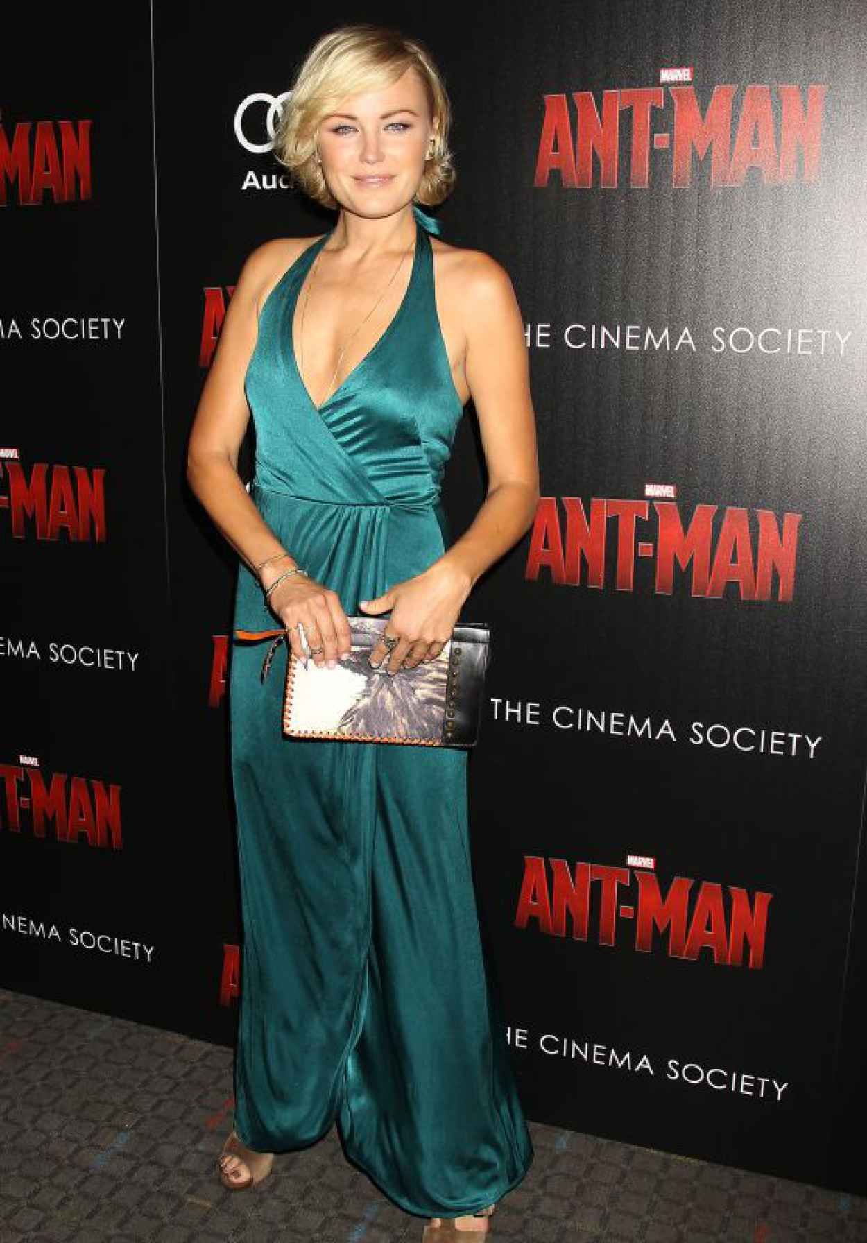 Malin Akerman - Marvels Ant-Man Screening in New York City-1