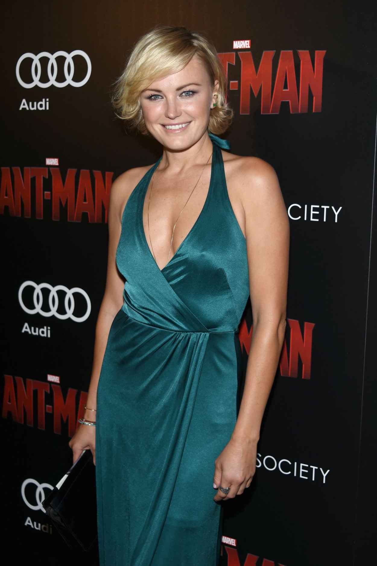 Malin Akerman - Marvels Ant-Man Screening in New York City-2
