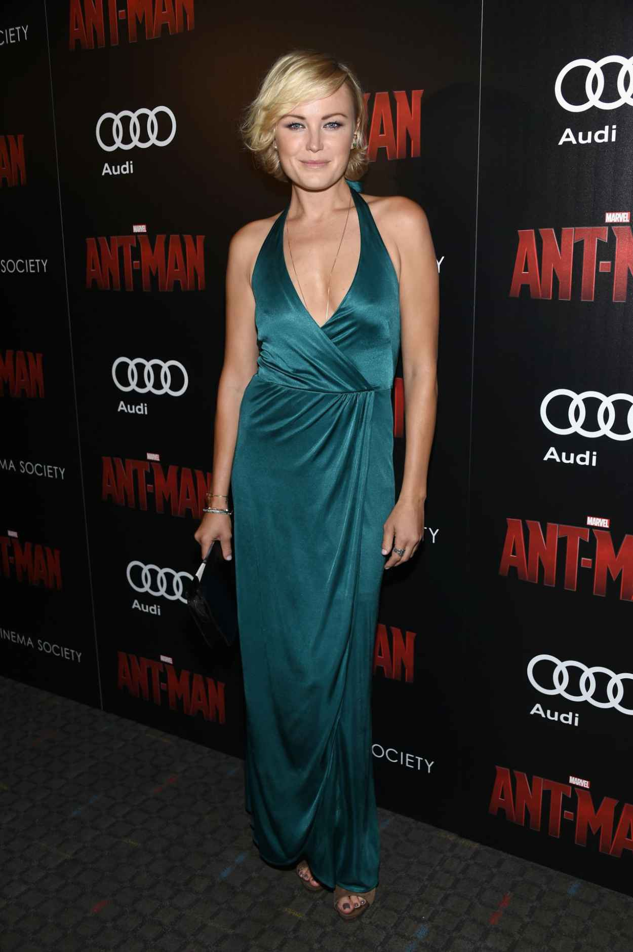 Malin Akerman - Marvels Ant-Man Screening in New York City-3