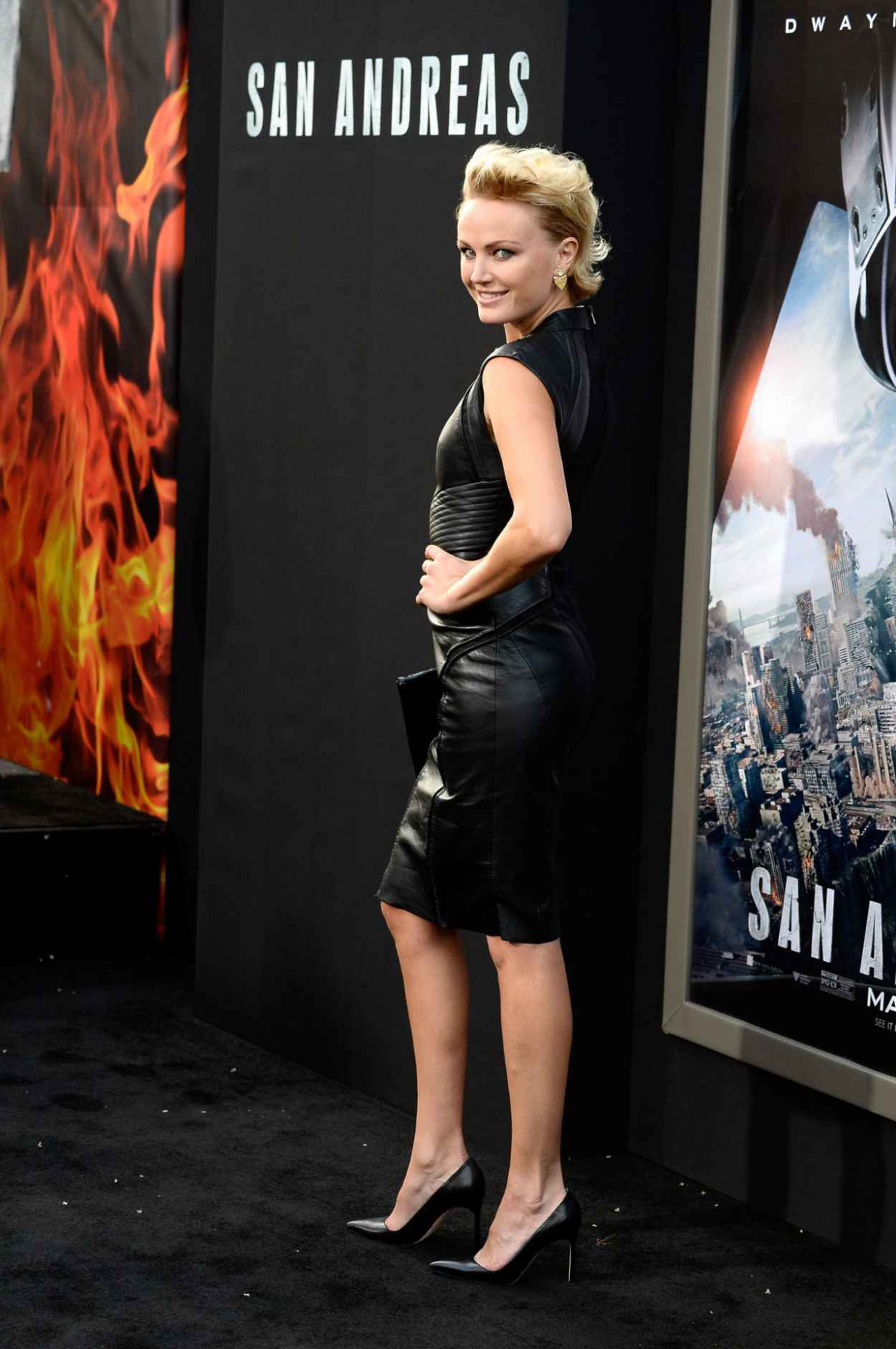 Malin Akerman - San Andreas Premiere in Hollywood-3