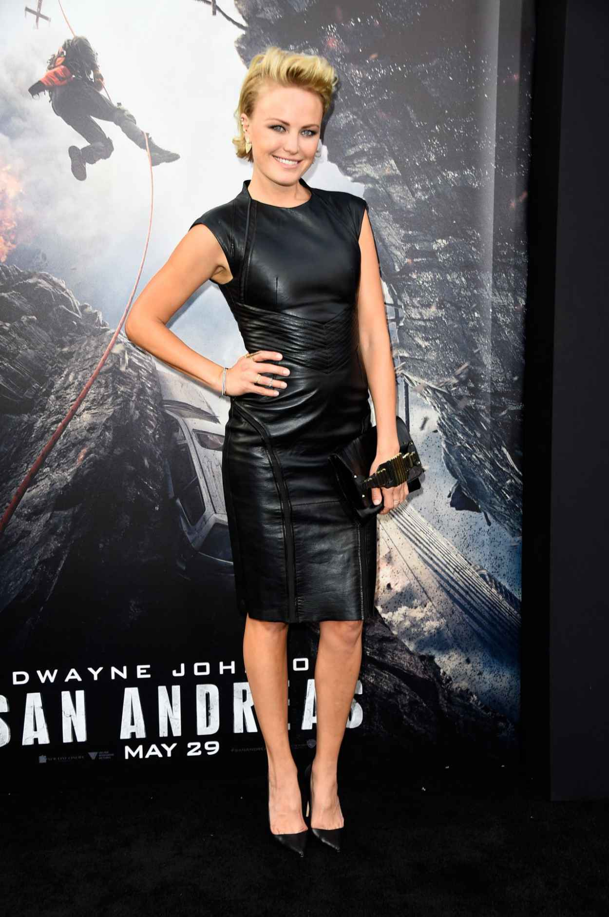 Malin Akerman - San Andreas Premiere in Hollywood-4