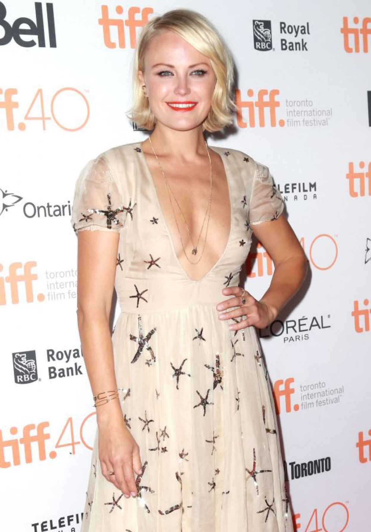 Malin Akerman - The Final Girls Party at 2015 Toronto Film Festival-1