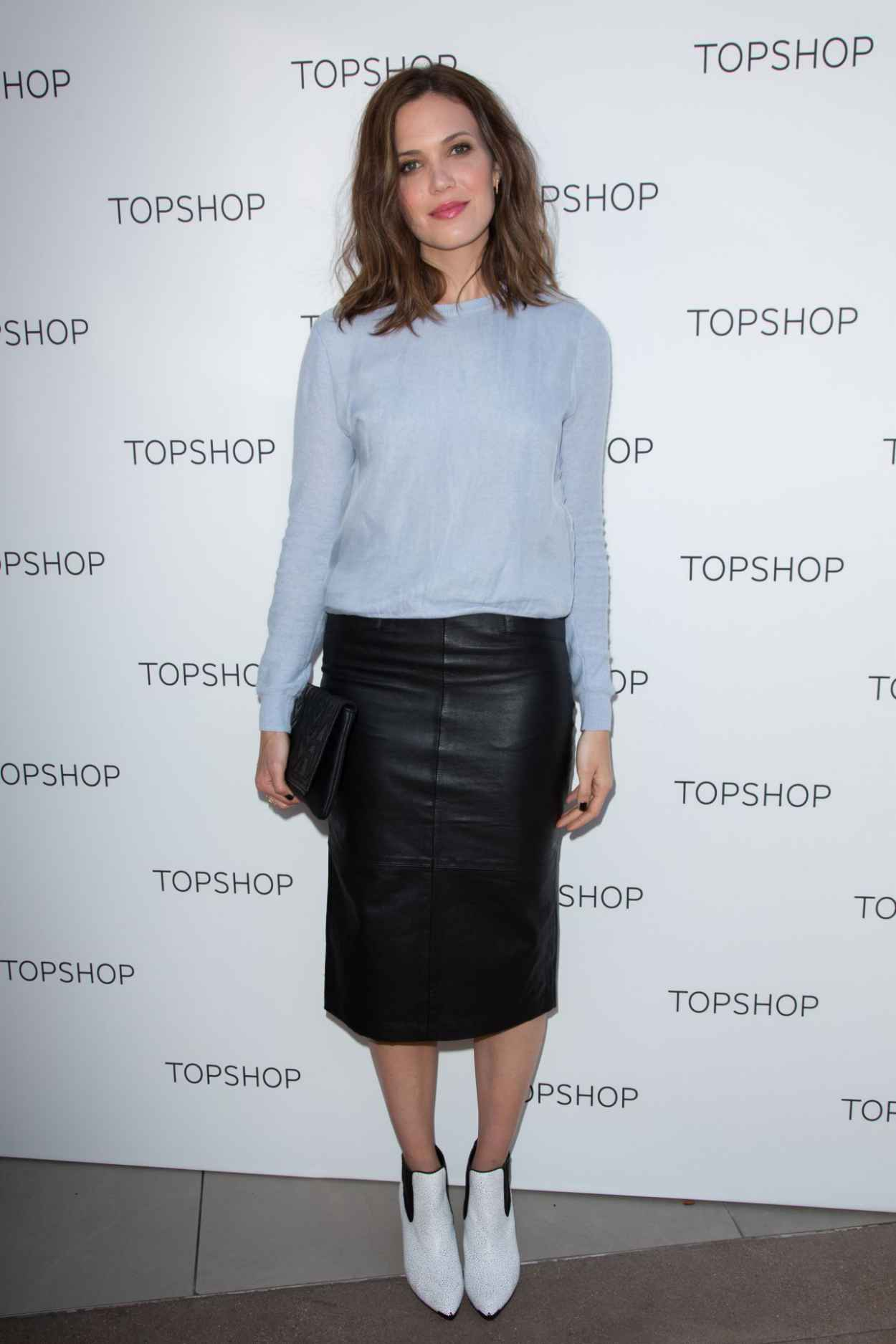 Mandy Moore at Topshop Holiday Event in Los Angeles-1