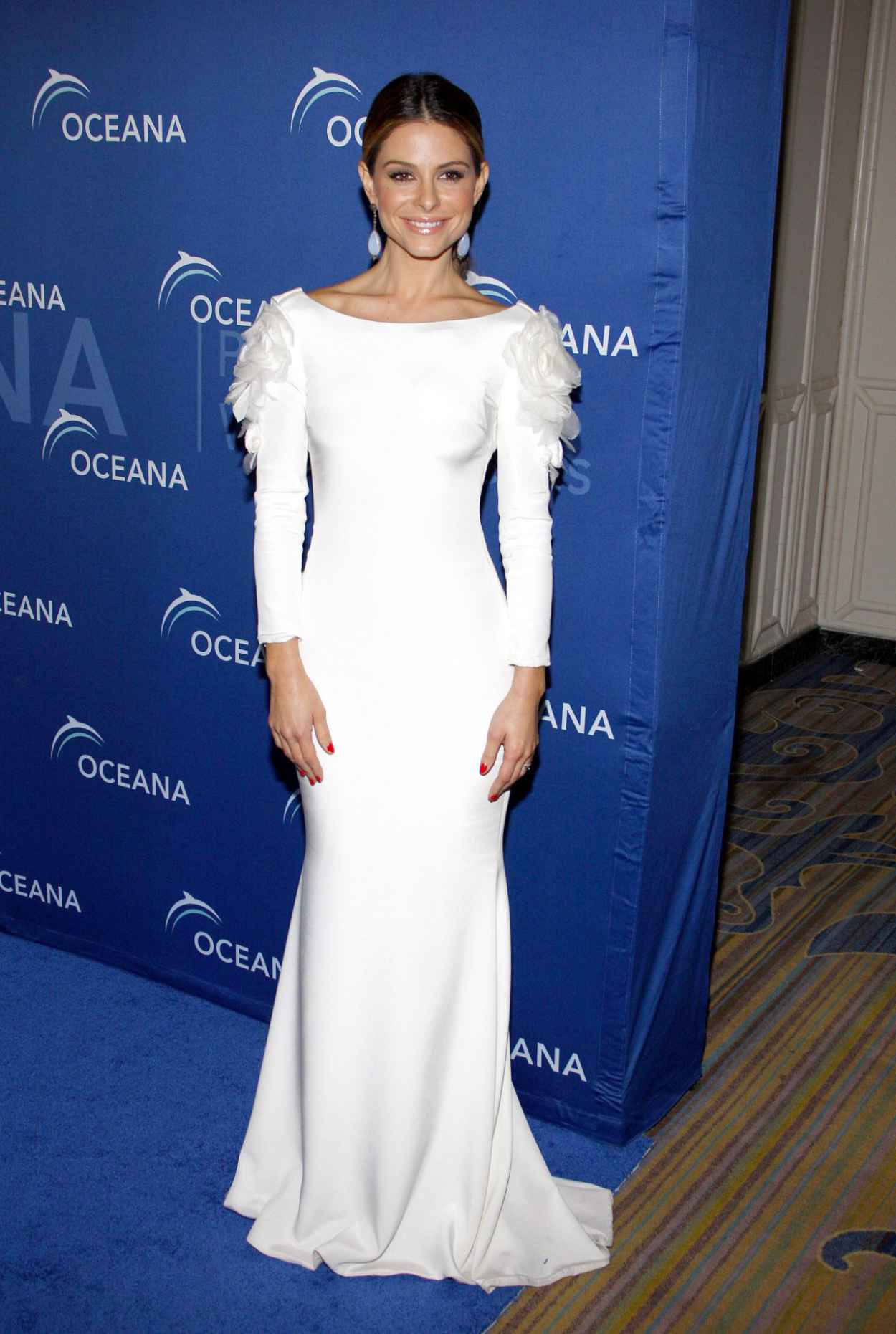 Maria Menounos at 2015 Oceanas Partners Awards Gala-1