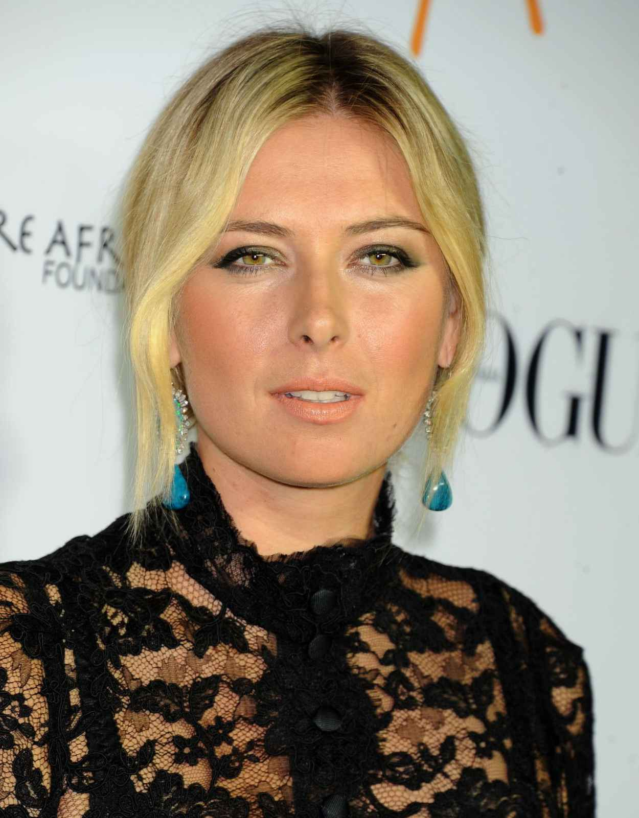 Maria Sharapova at Dream For Future Africa Foundation Gala-1