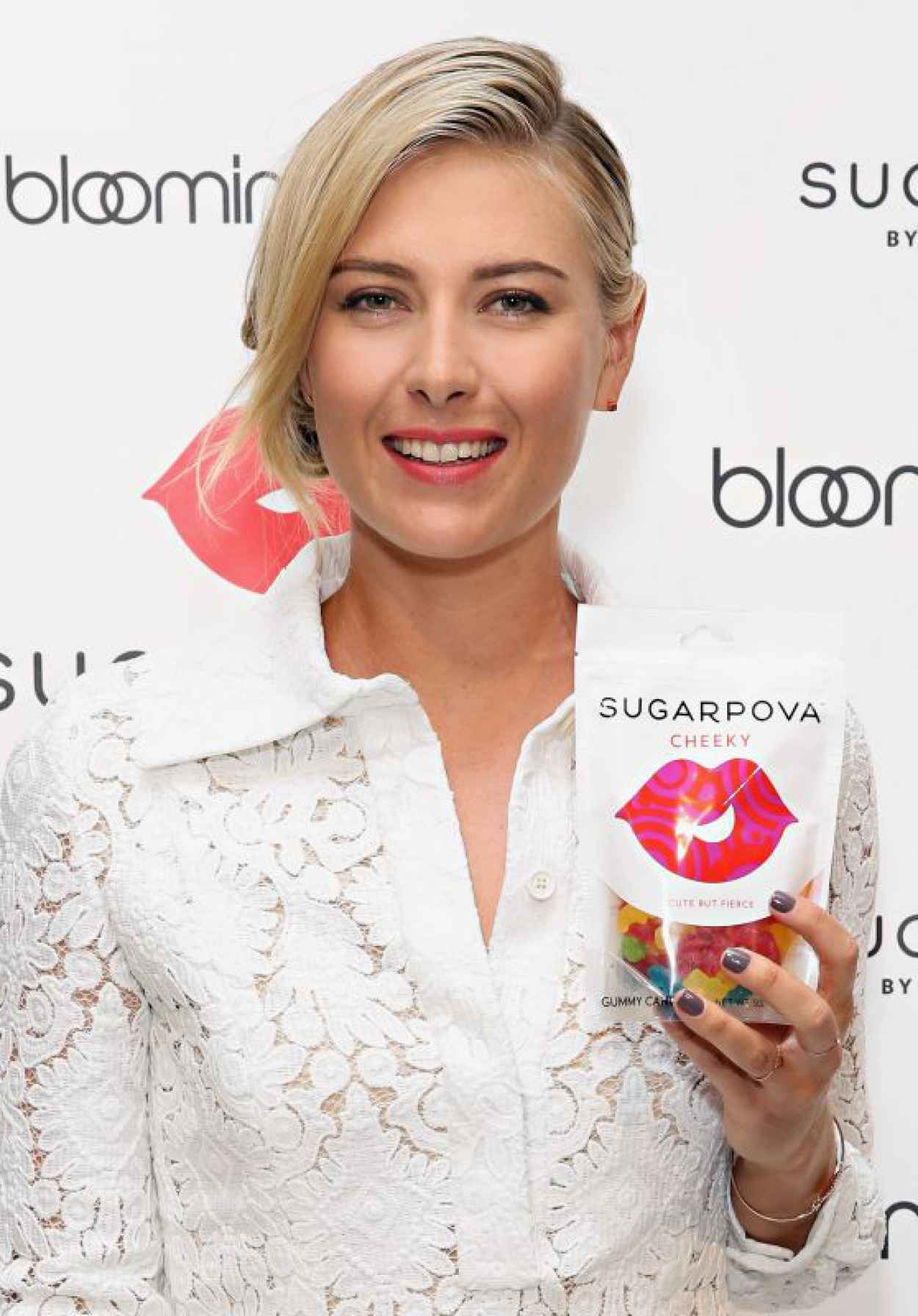 Maria Sharapova - Sugarpova Pop-Up Shop at Bloomingdales Flagship in New York City - August 2015-1