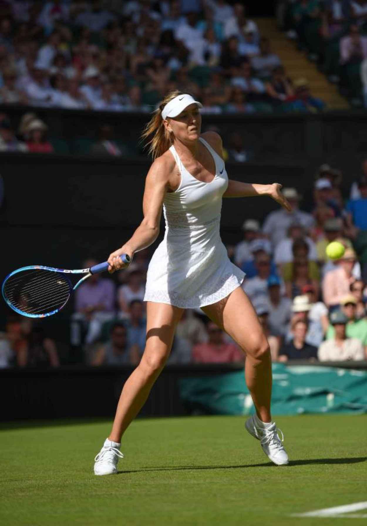 Maria Sharapova - Wimbledon Tournament 2015 - First Round-1