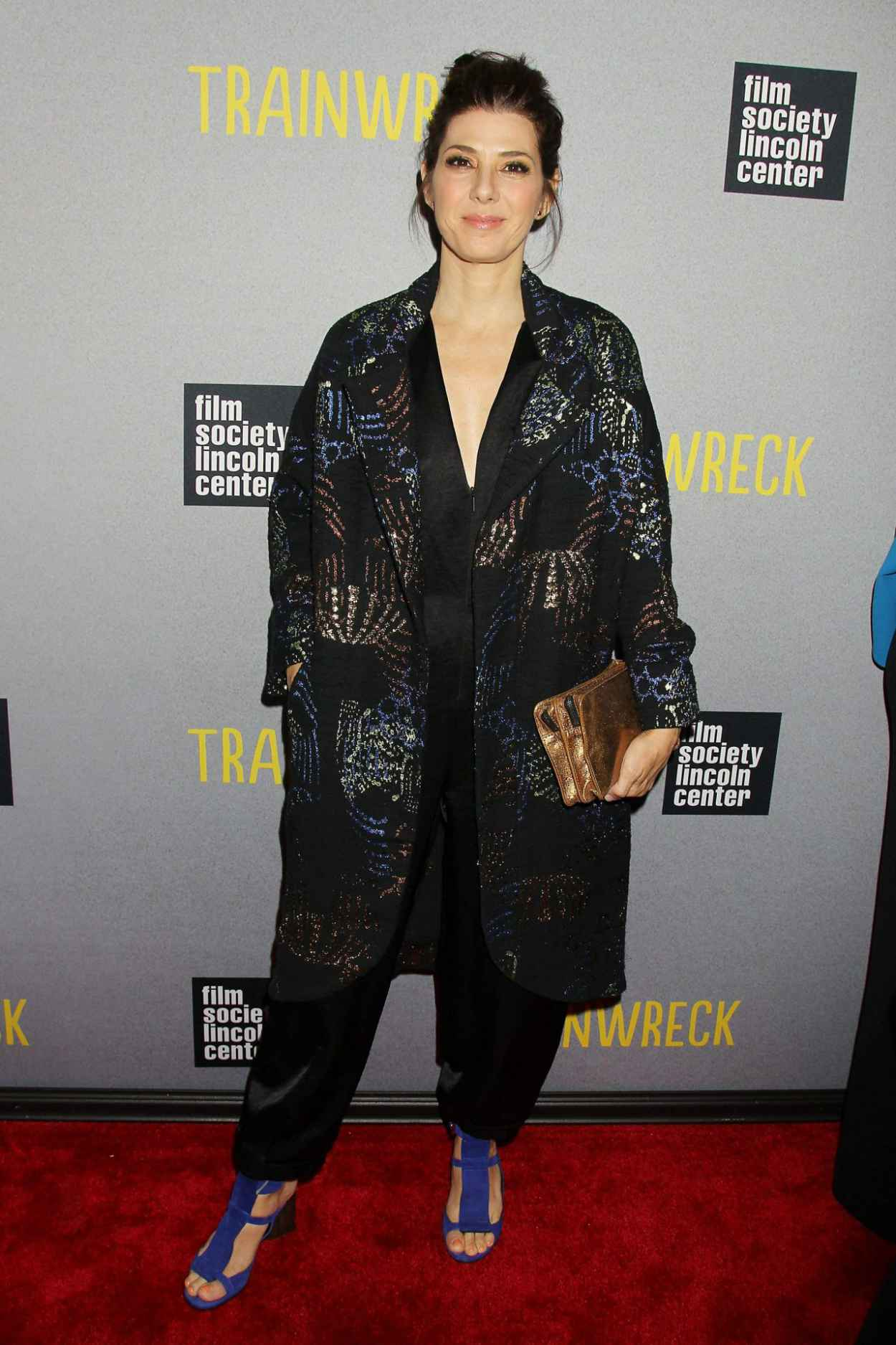 Marisa Tomei - Trainwreck Premiere at Alice Tully Hall in New York-2