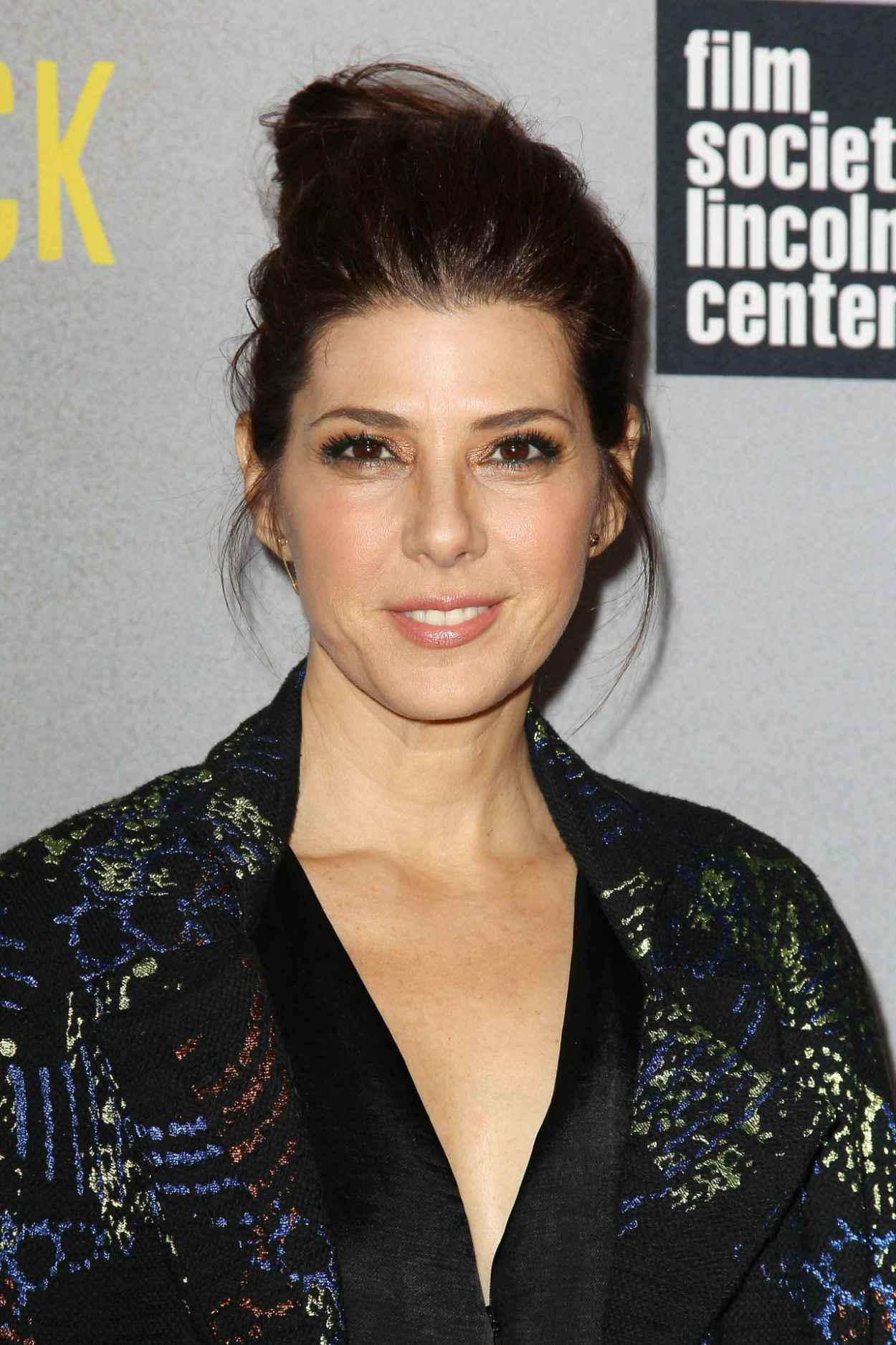 Marisa Tomei - Trainwreck Premiere at Alice Tully Hall in New York-3