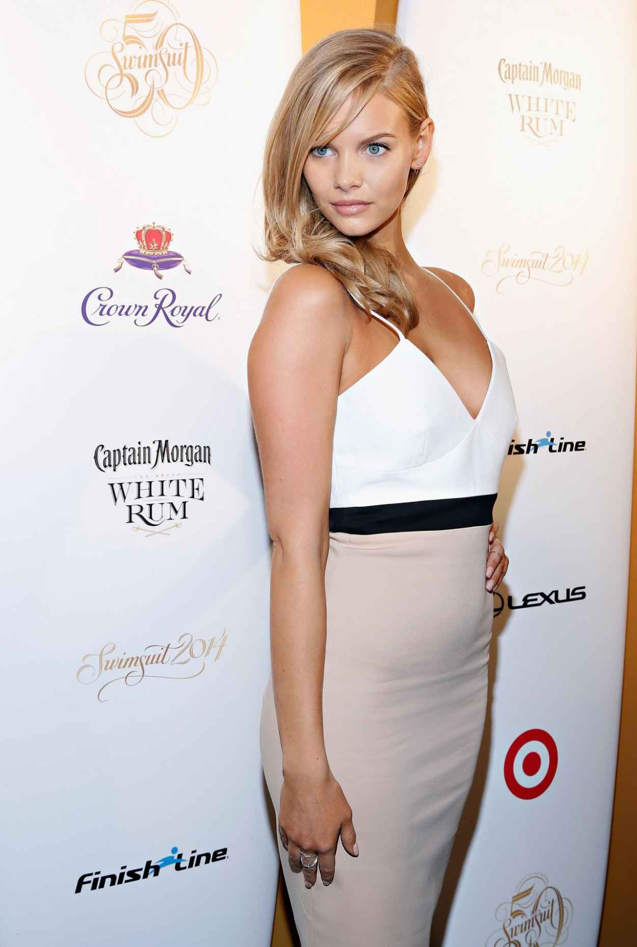 Marloes Horst - Sports Illustrated Swimsuit Celebrates 50 Years Of Swim In New York City-1