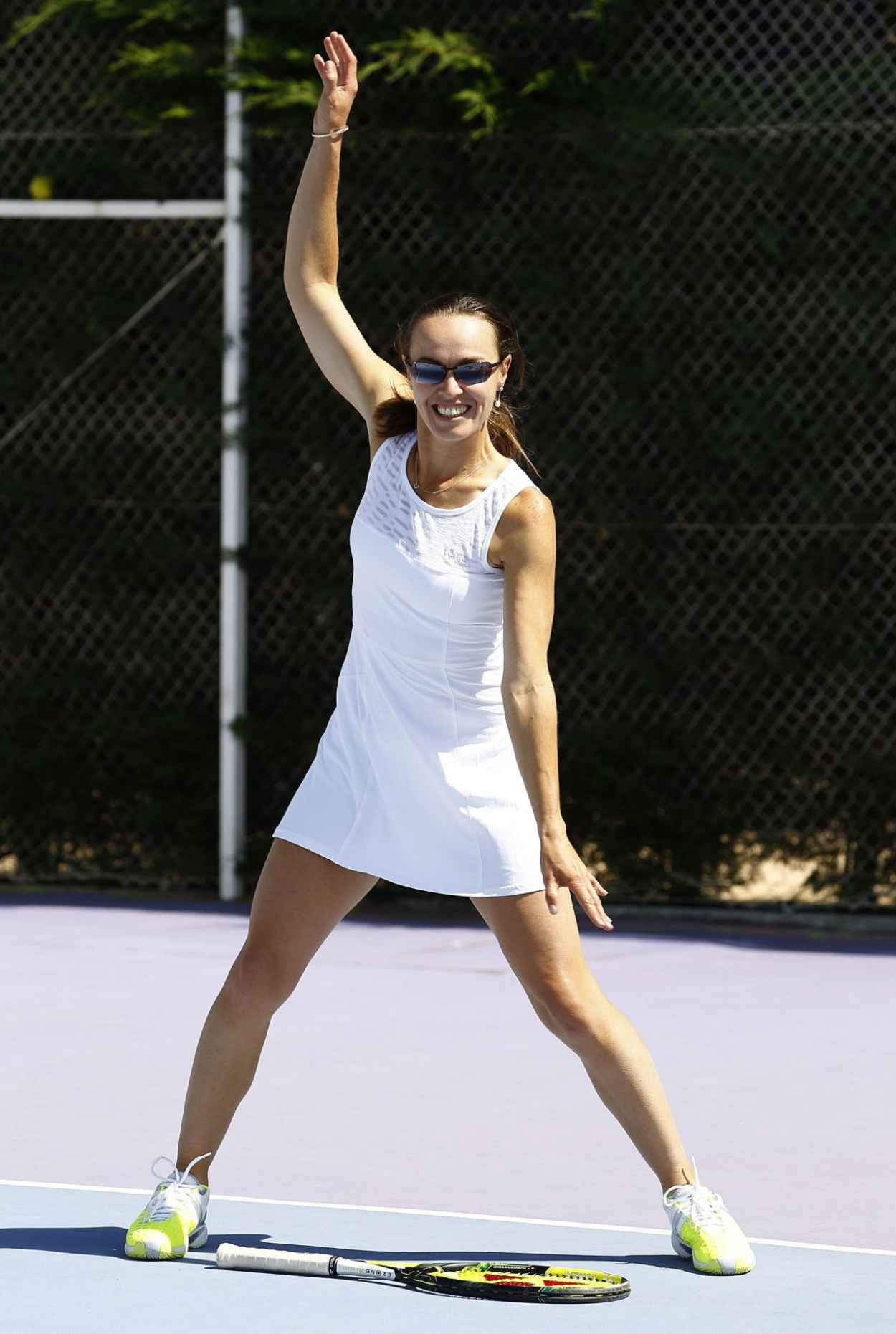 Martina Hingis Photoshoot - April 2015-2