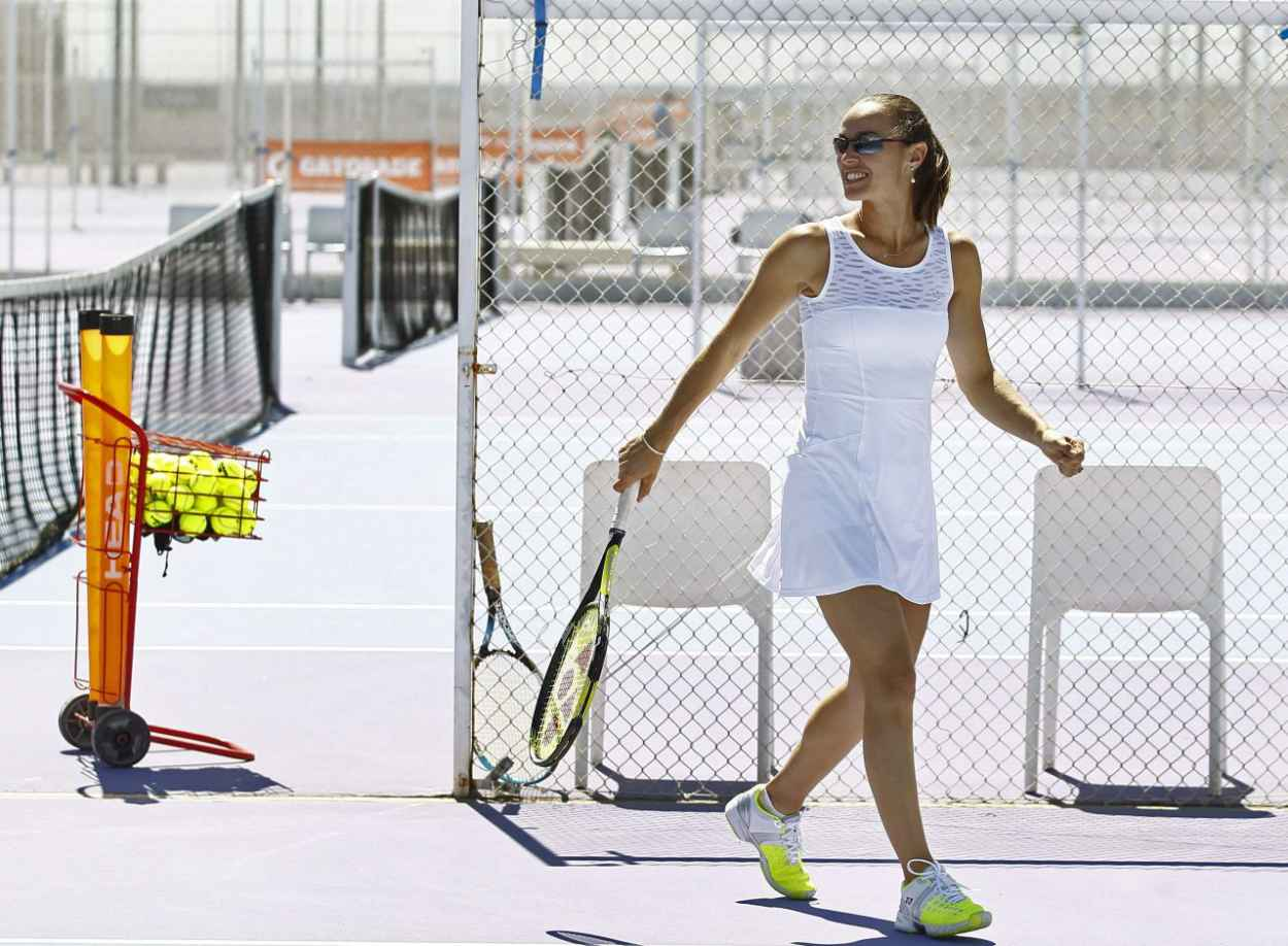 Martina Hingis Photoshoot - April 2015-5