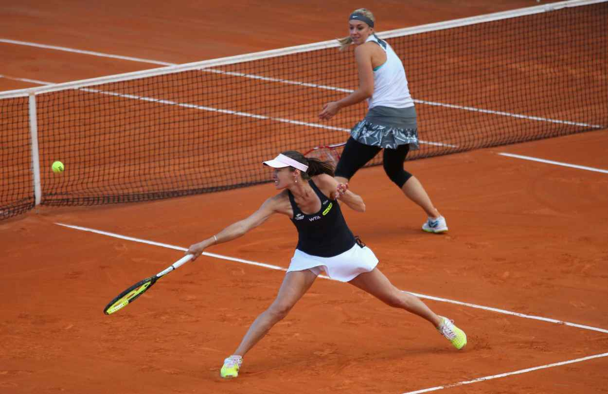 Martina Hingis & Sabine Lisicki - Italian Open 2015 in Rome-4
