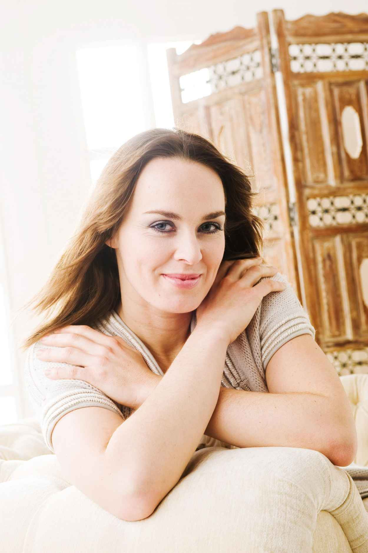 Martina Hingis - Thomas Buchwalder Photoshoot-1
