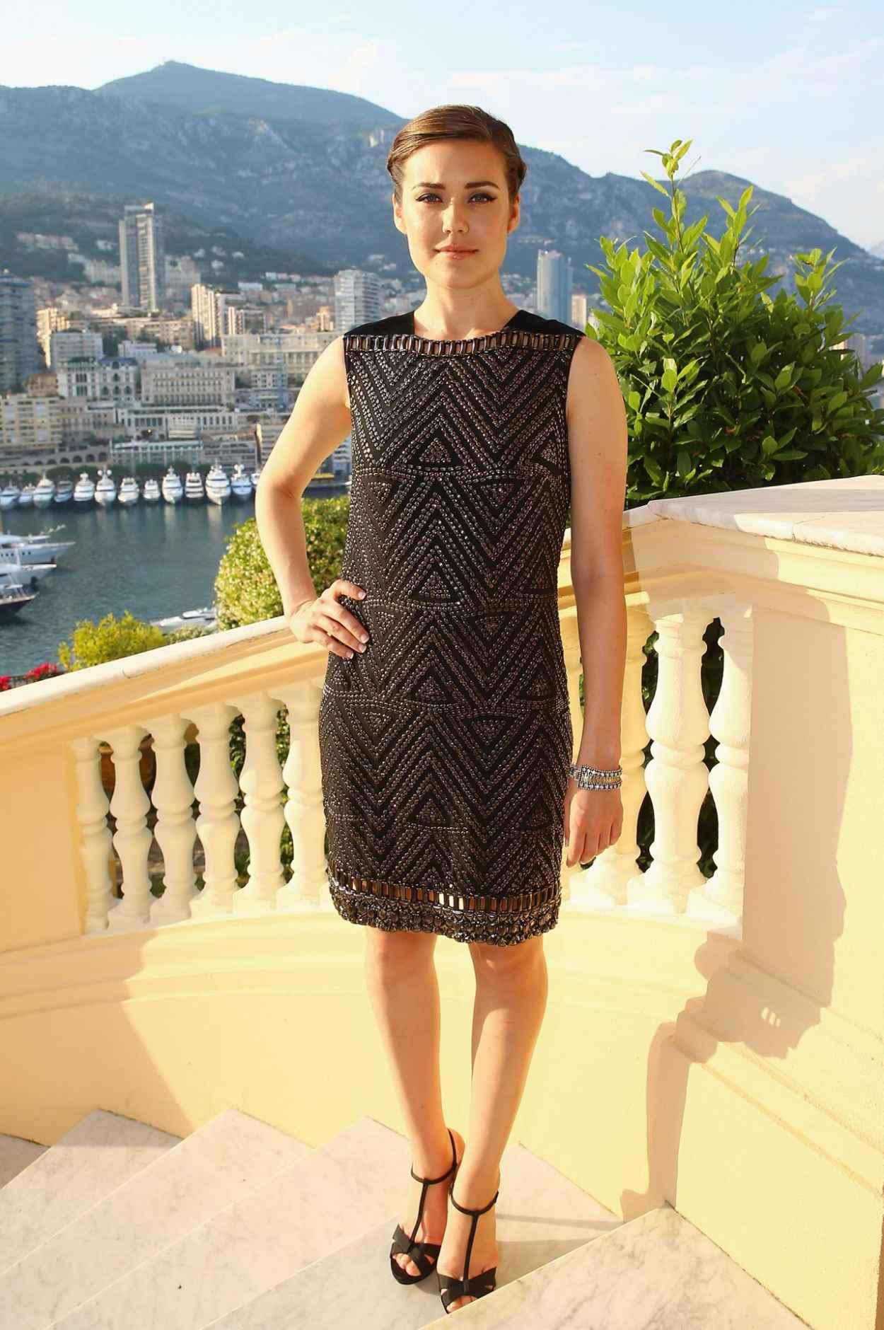 Megan Boone - 2015 Monte Carlo TV Festival-1