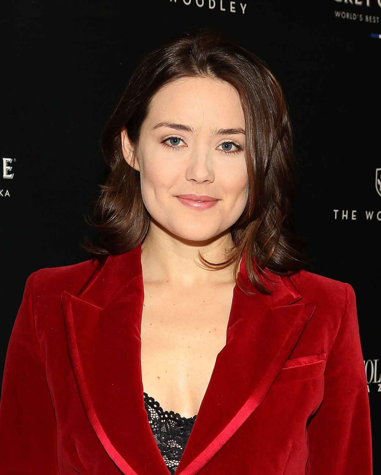 Megan Boone - Capitol File Holiday Issue Celebration in Washington D.C. - December 2015-2