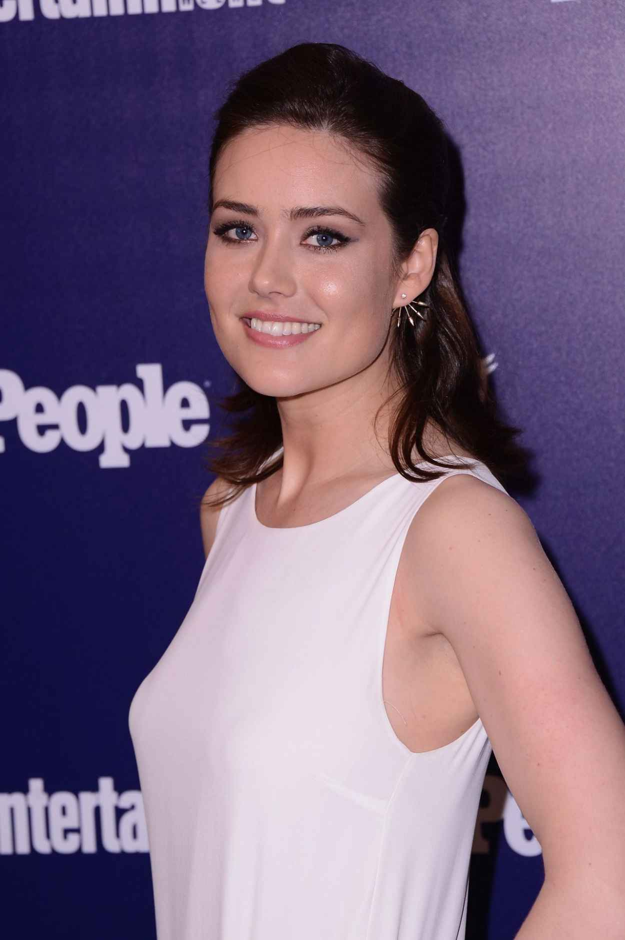 Megan Boone - Entertainment Weekly And PEOPLE Celebrate The NY Upfronts, May 2015-2