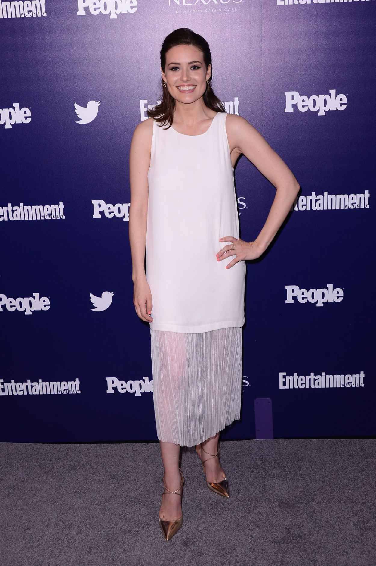 Megan Boone - Entertainment Weekly And PEOPLE Celebrate The NY Upfronts, May 2015-3