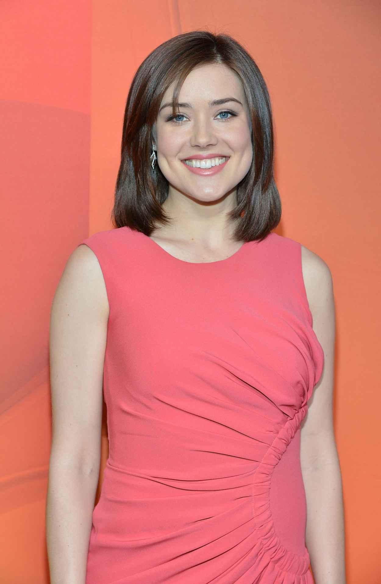 Megan Boone - NBC Upfront Presentation 2015-1