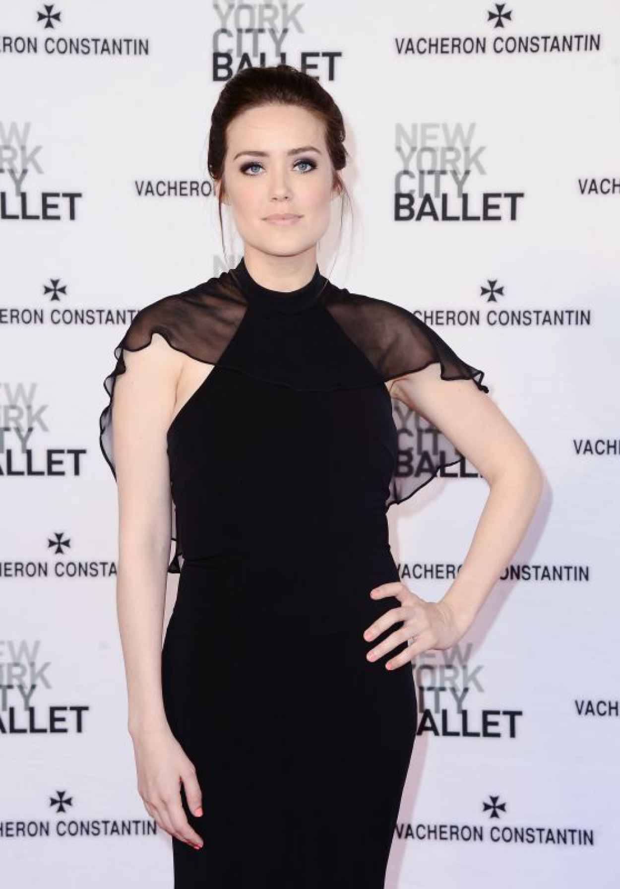 Megan Boone - New York City Ballet 2015 Spring Gala-1