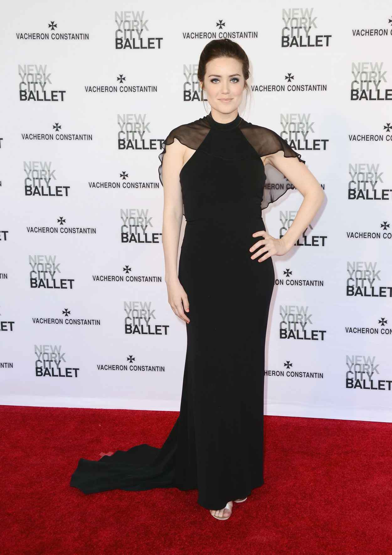 Megan Boone - New York City Ballet 2015 Spring Gala-4