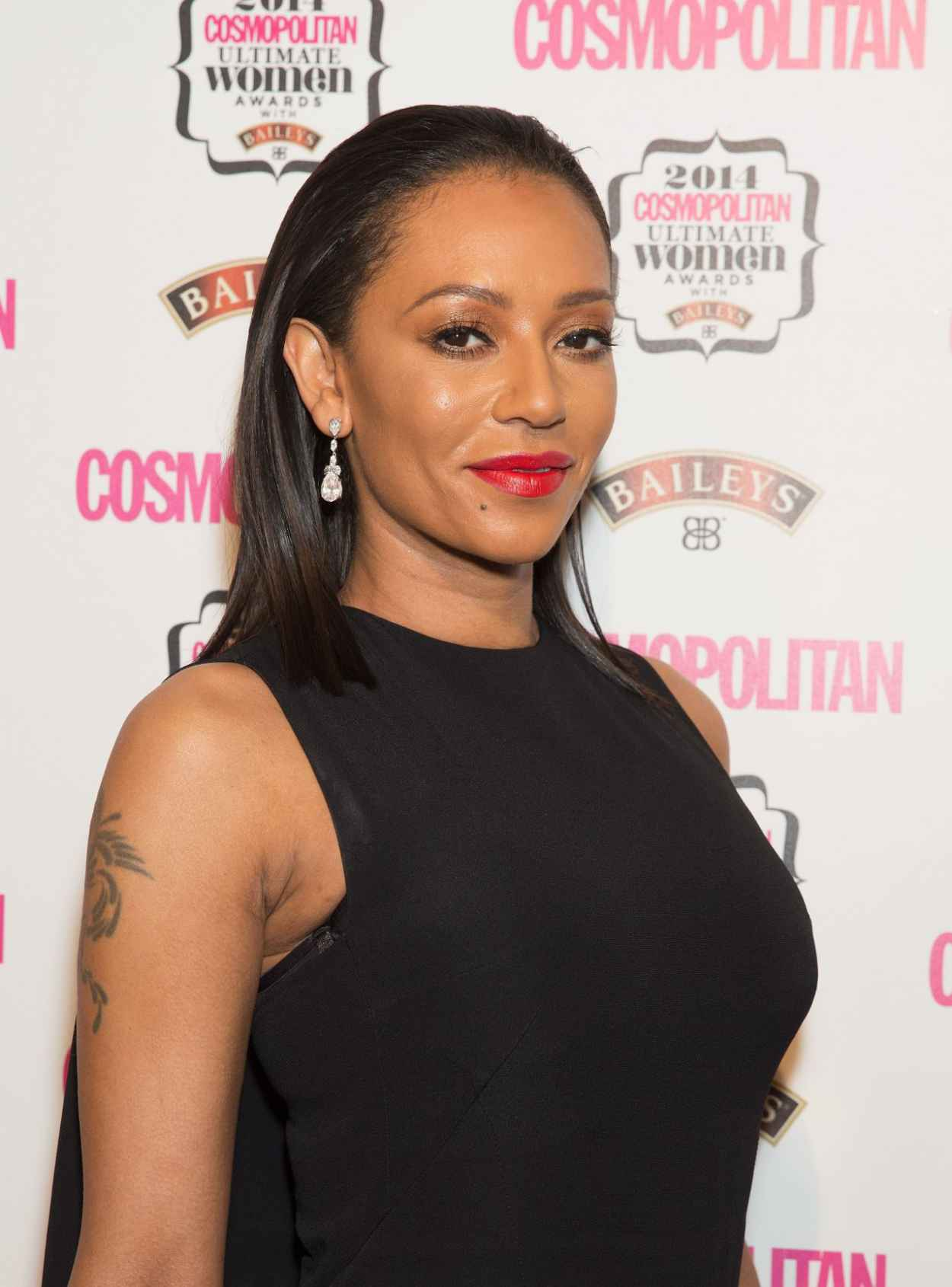 Melanie Brown - 2015 Cosmopolitan Ultimate Women Awards in London-1