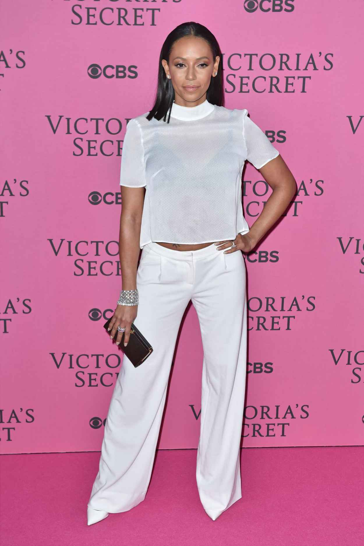 Melanie Brown - 2015 Victoria-s Secret Fashion Show in London - After Party-1