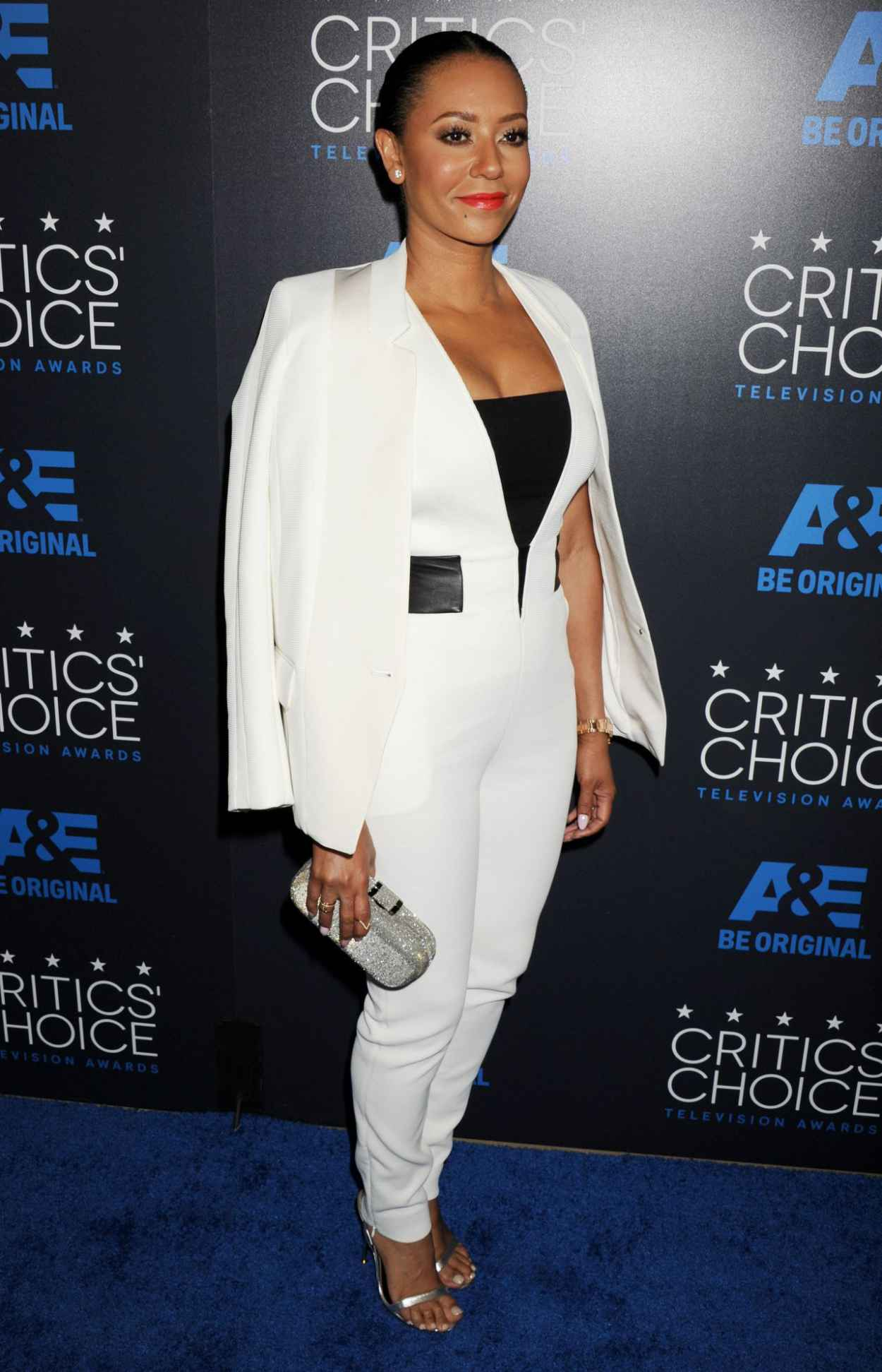 Melanie Brown - 2015 Critics Choice Television Awards in Beverly Hills-2
