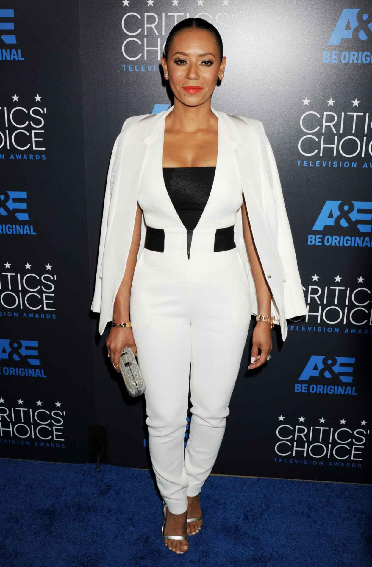 Melanie Brown - 2015 Critics Choice Television Awards in Beverly Hills-3