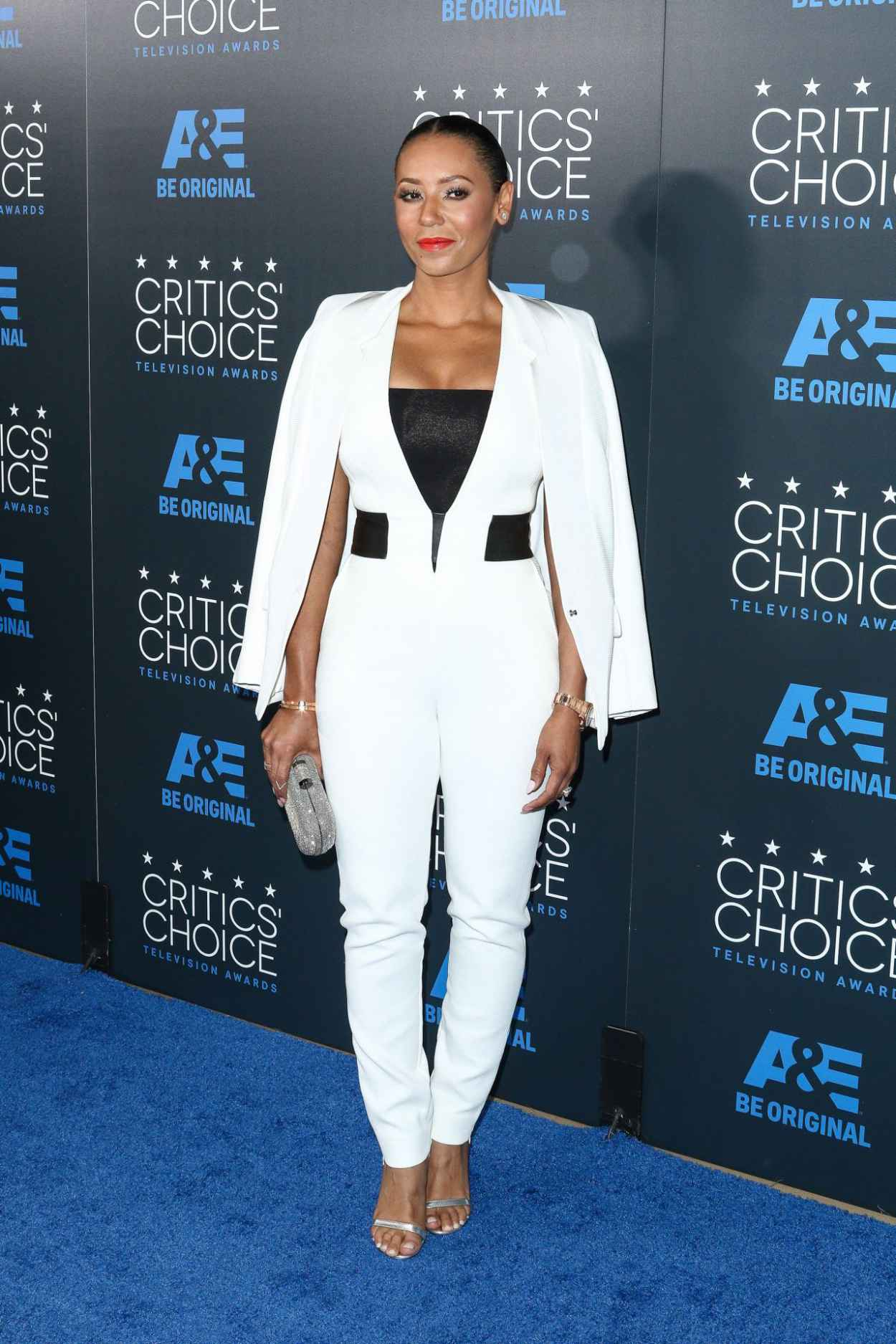 Melanie Brown - 2015 Critics Choice Television Awards in Beverly Hills-5