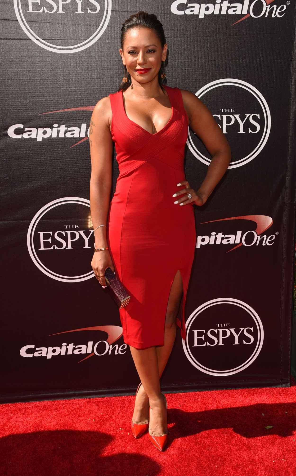 Melanie Brown - 2015 ESPYS in Los Angeles-2