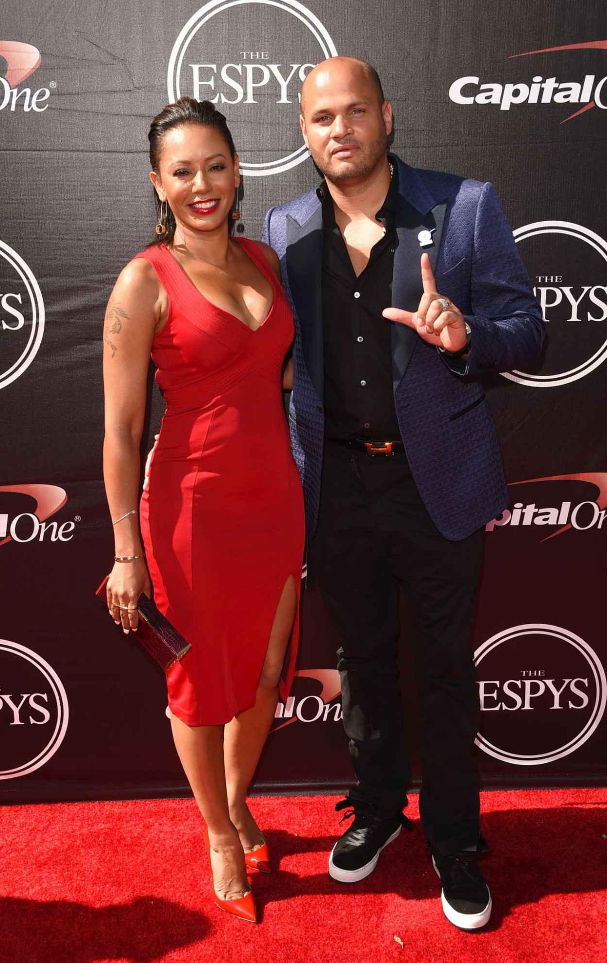 Melanie Brown - 2015 ESPYS in Los Angeles-5