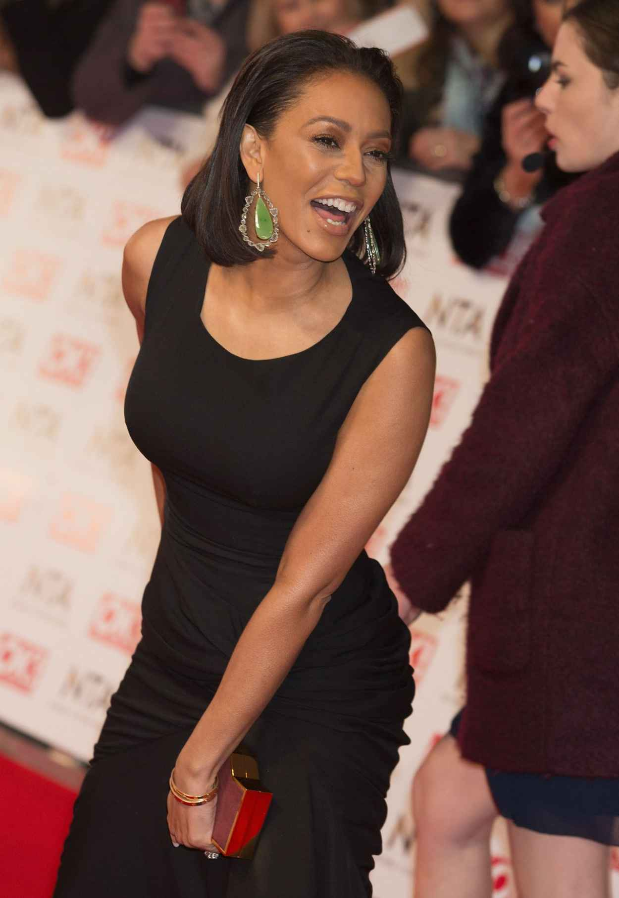 Melanie Brown - 2015 National Television Awards in London-4