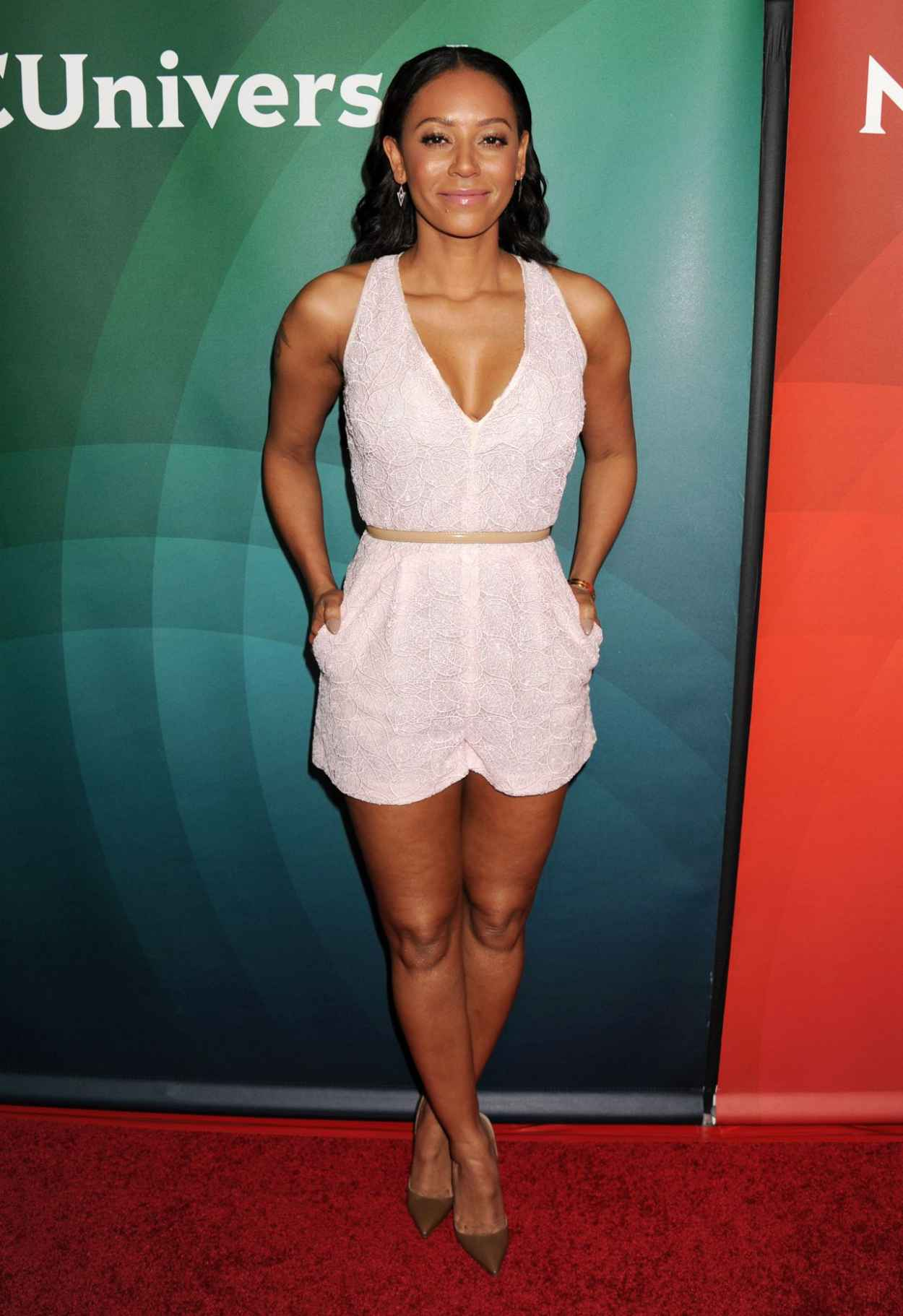 Melanie Brown - 2015 NBCUniversal Summer Press Day in Pasadena-4