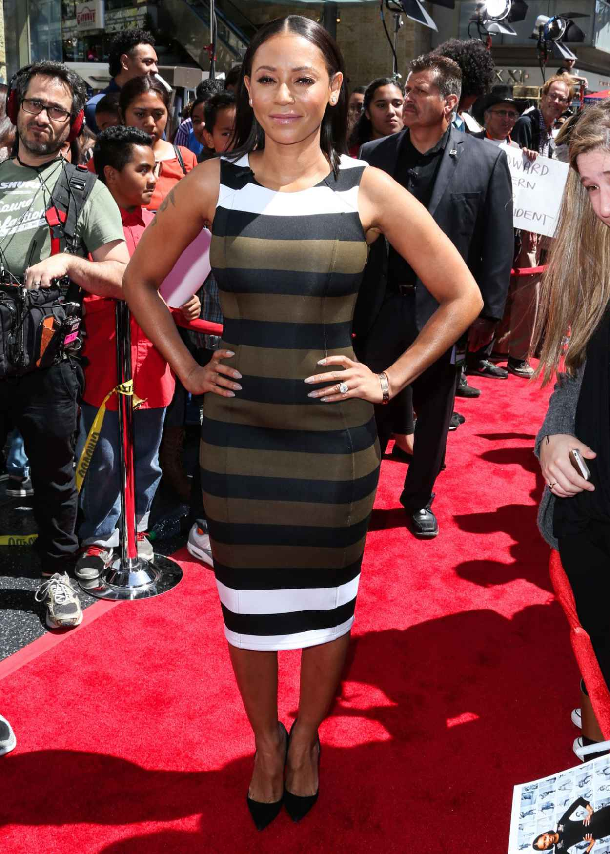 Melanie Brown - Americas Got Talent Season 10 Red Carpet Event in Hollywood-2